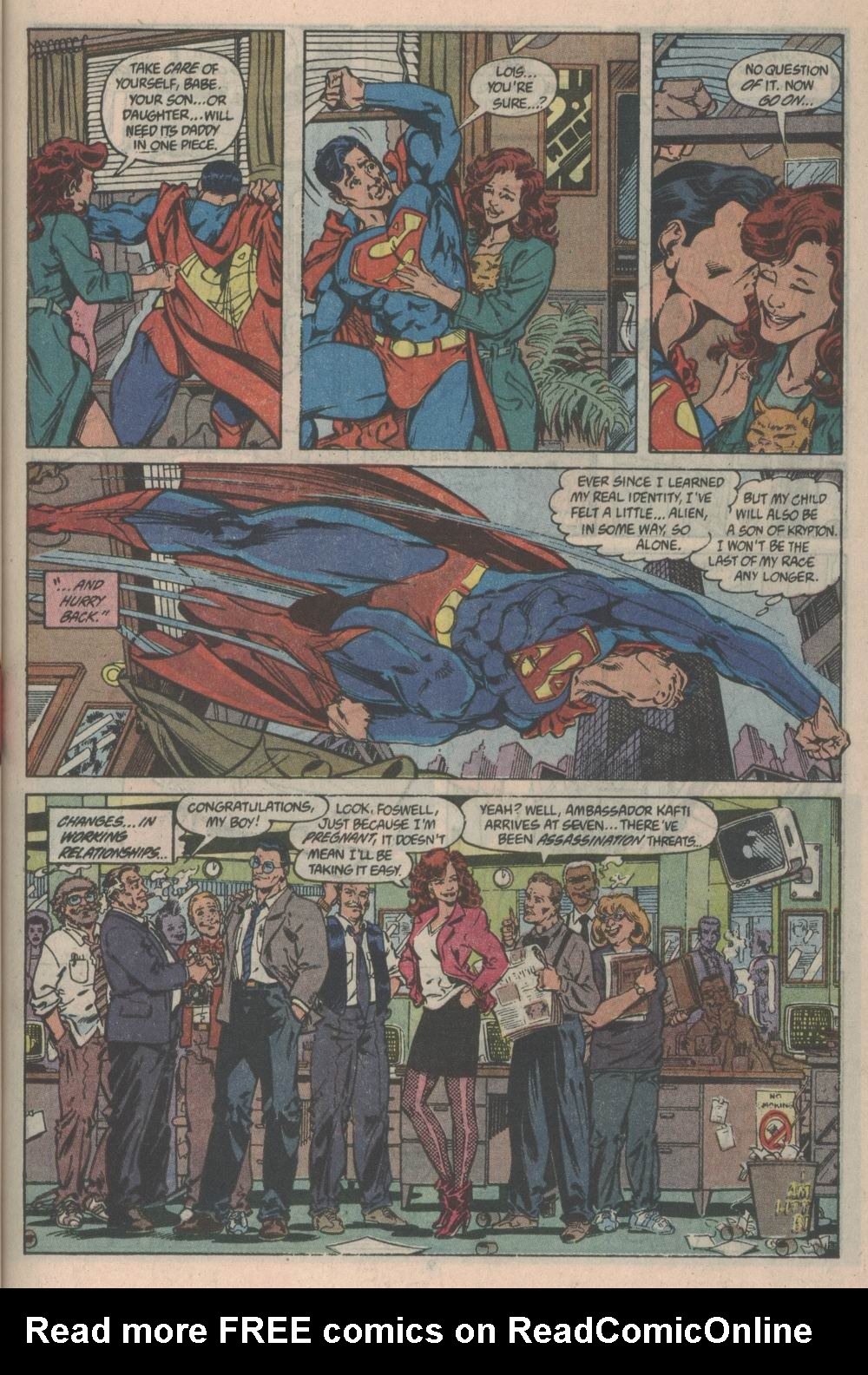 Adventures of Superman (1987) issue _Annual_3 - Page 8