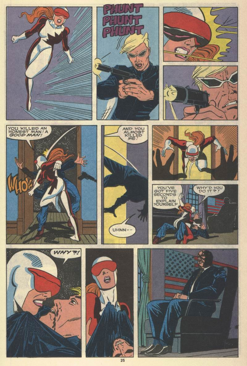 Read online Alpha Flight (1983) comic -  Issue #77 - 27