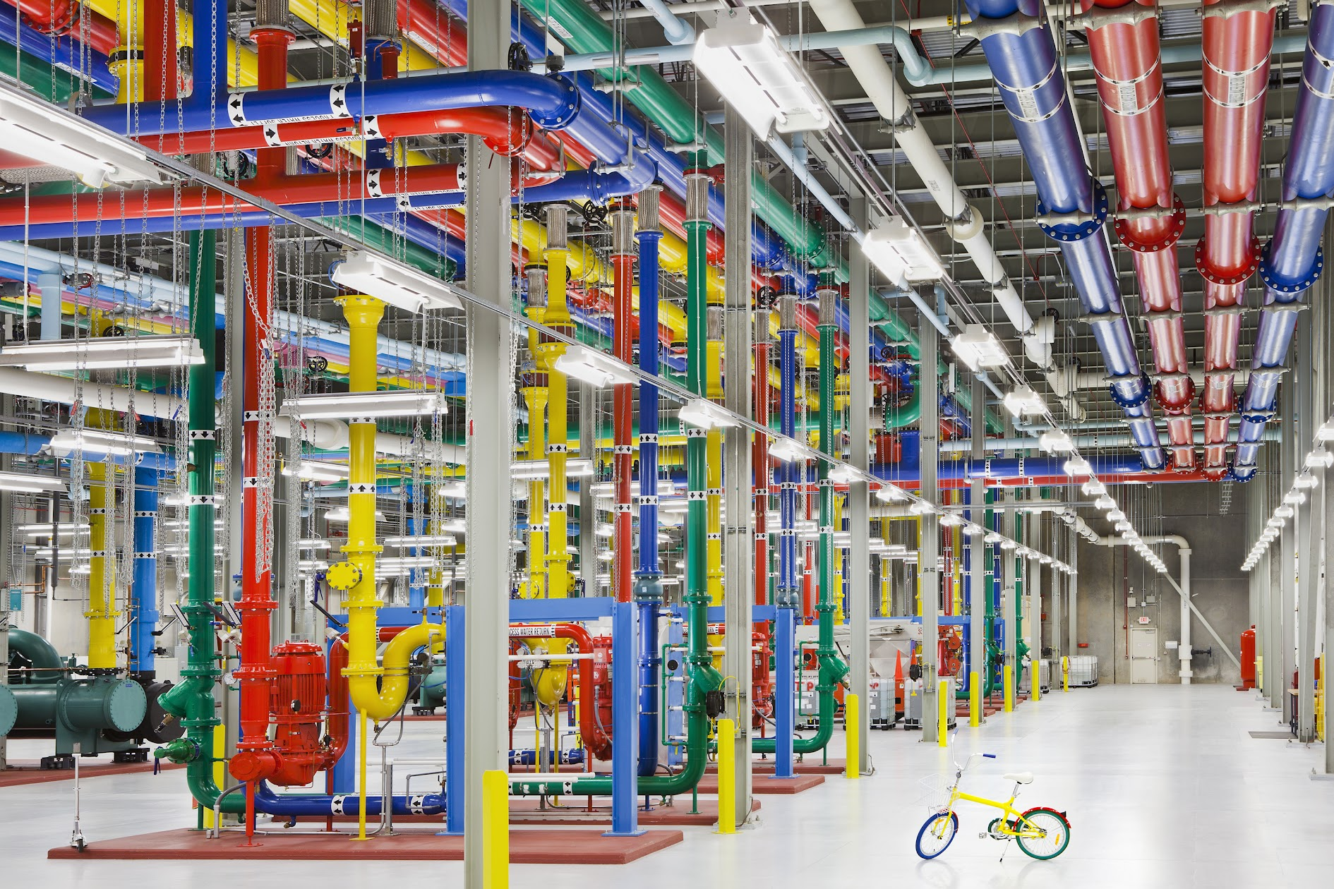 Google Cloud Data Center