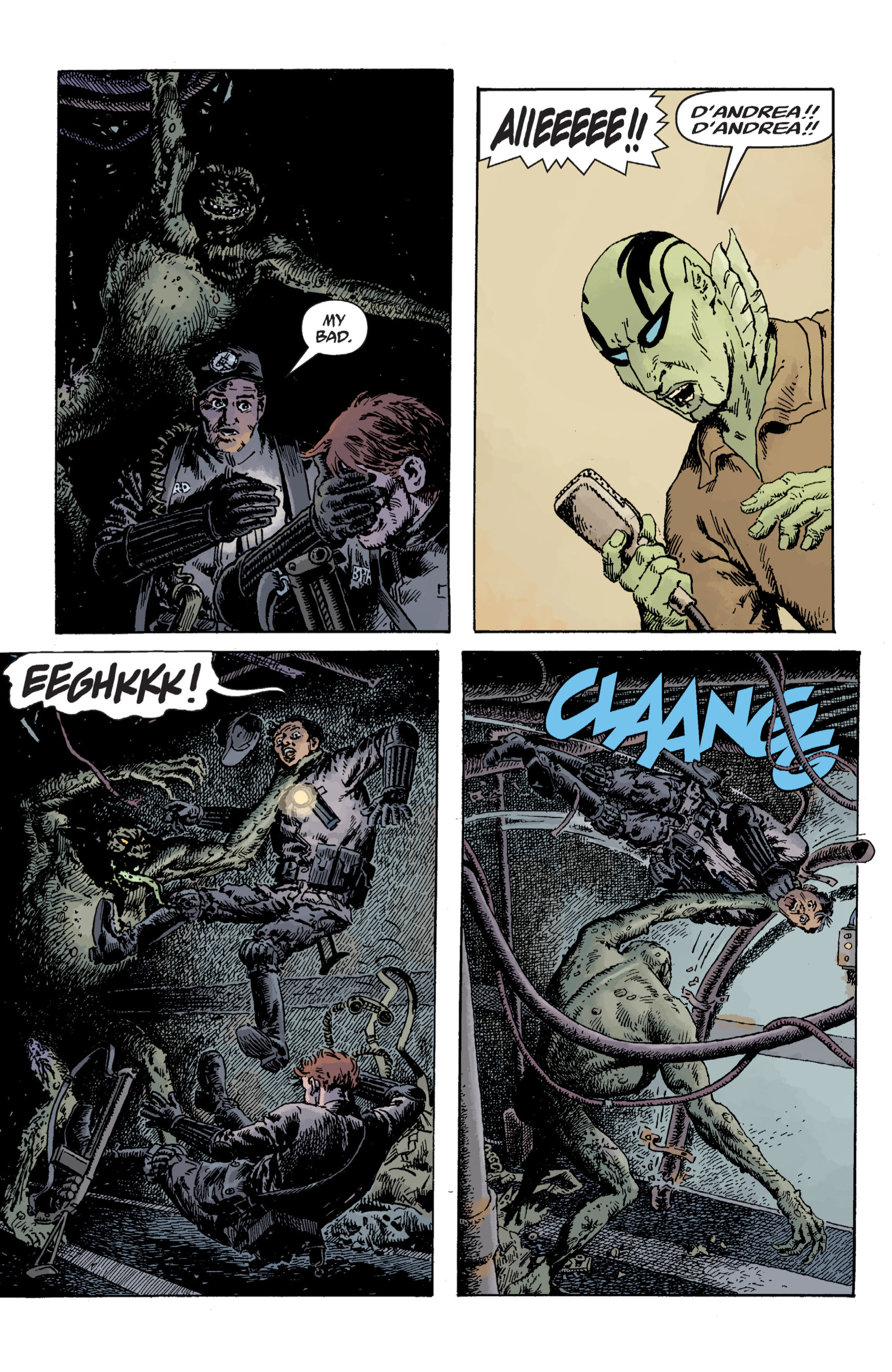 Read online B.P.R.D. (2003) comic -  Issue # TPB 12 - 77