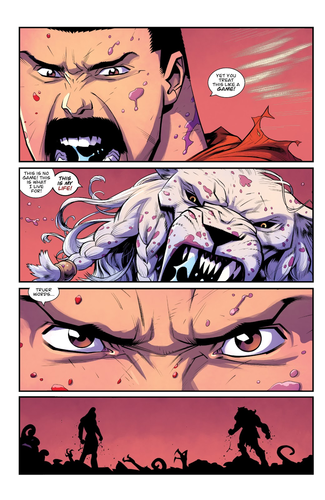 Invincible (2003) issue TPB 21 - Modern Family - Page 17