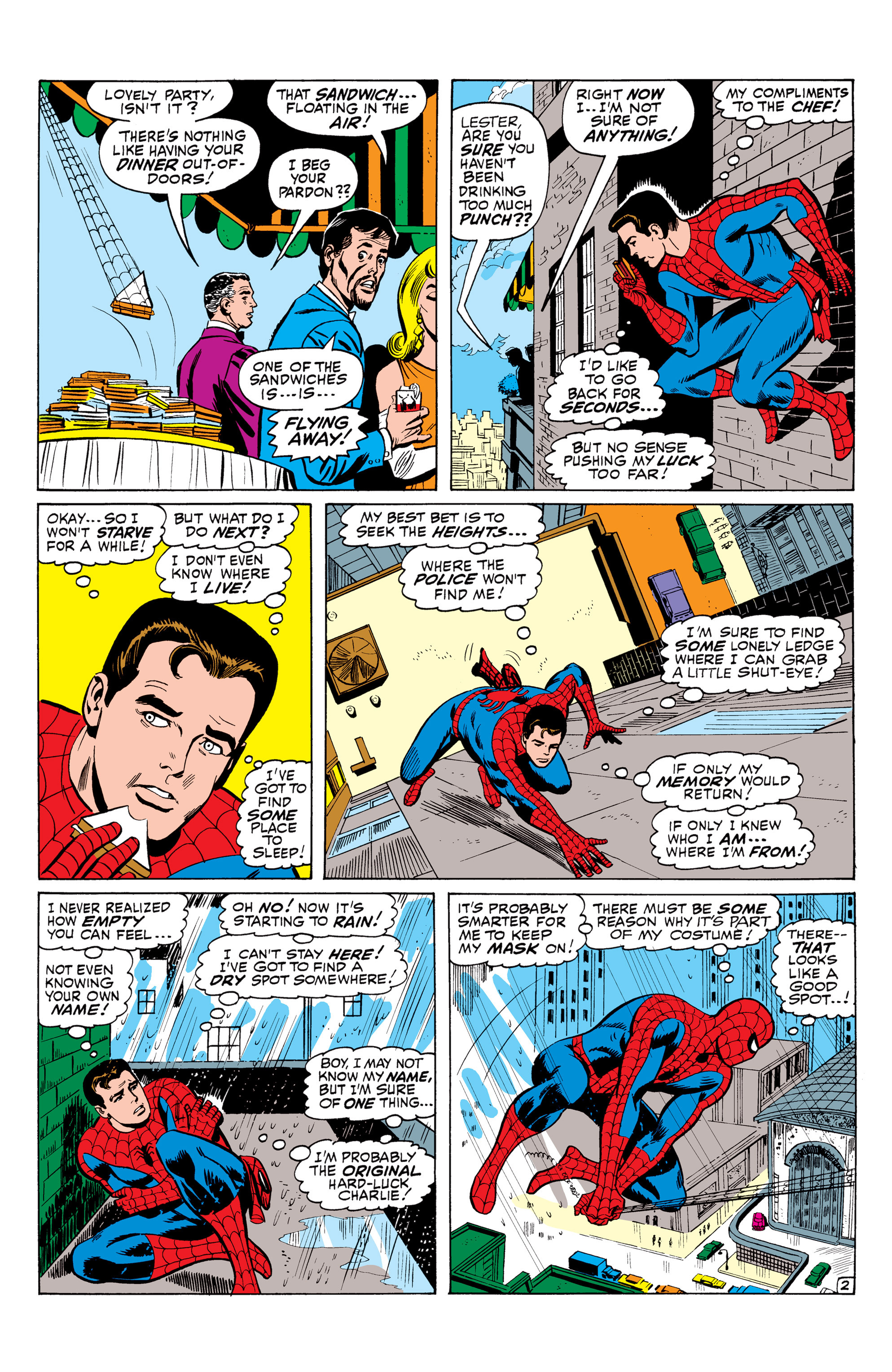 The Amazing Spider-Man (1963) 57 Page 2
