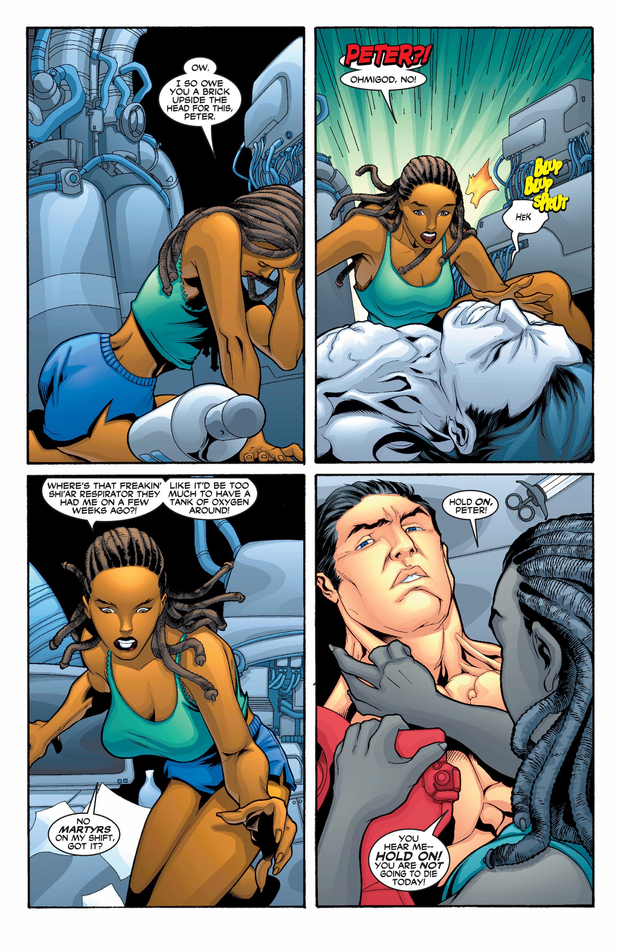 Read online Uncanny X-Men (1963) comic -  Issue #390 - 19