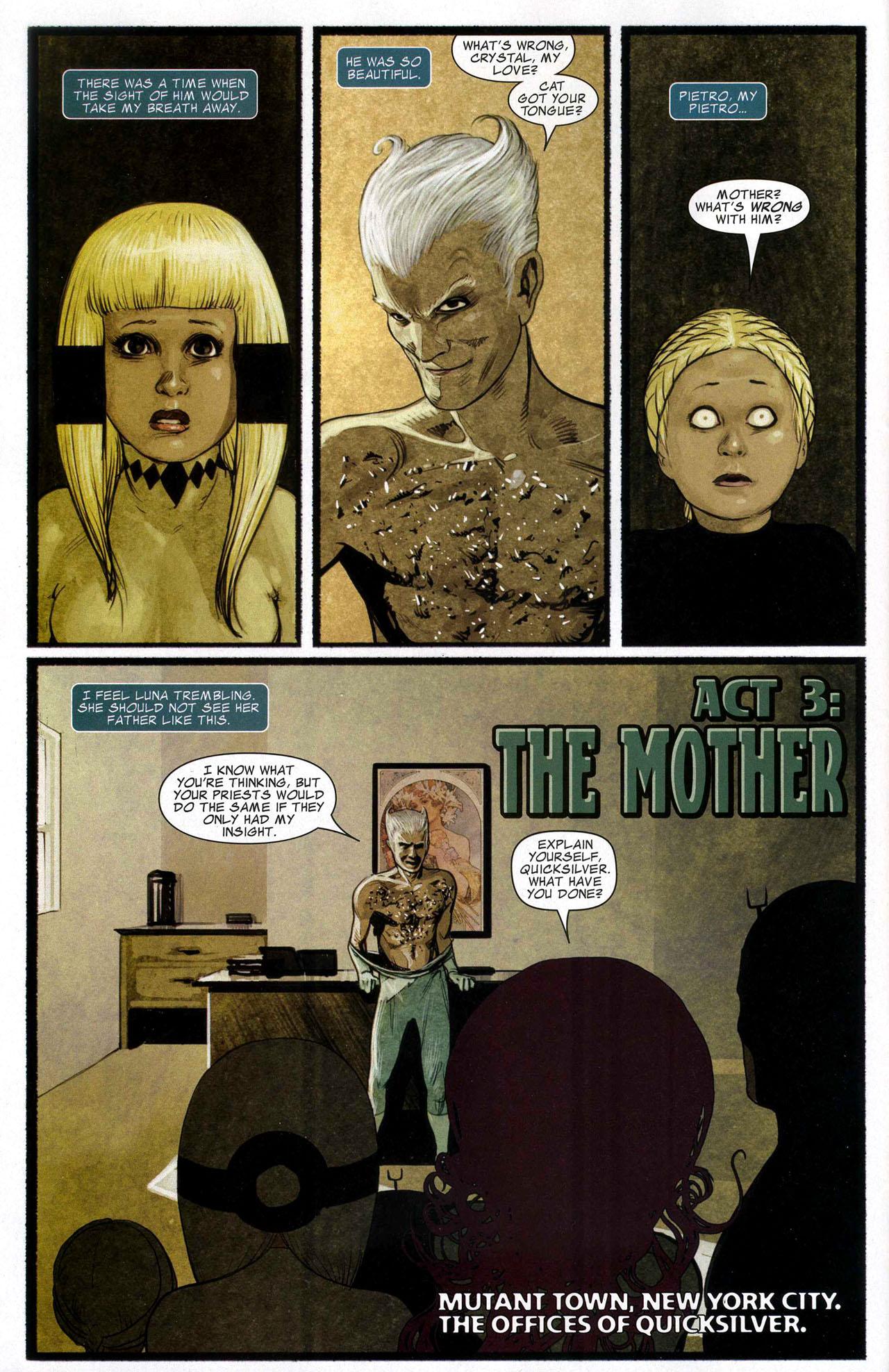 Read online Silent War comic -  Issue #3 - 3