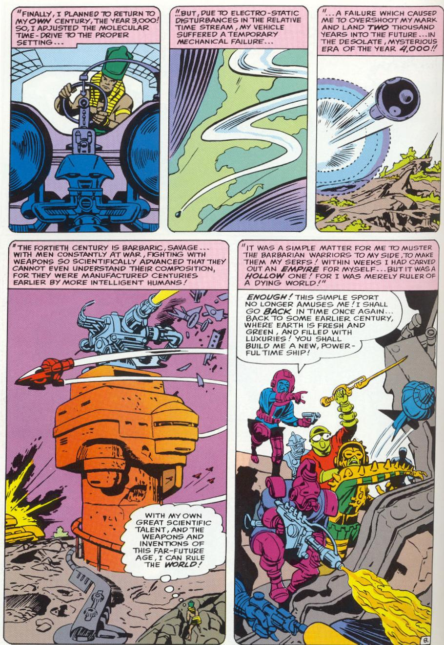 The Avengers (1963) 8 Page 8