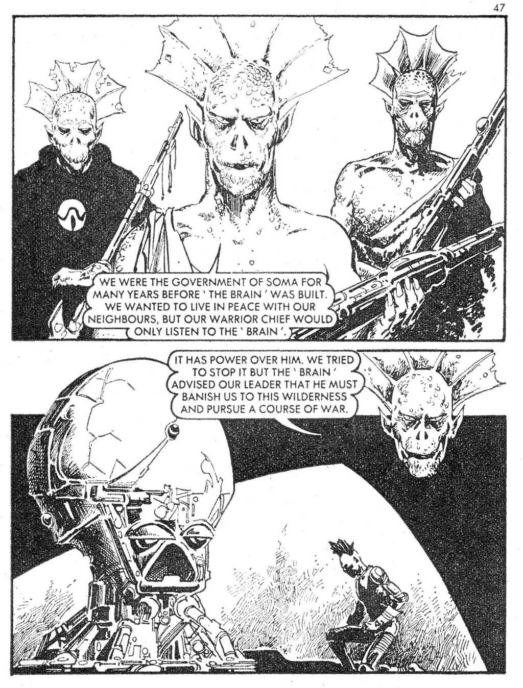 Starblazer issue 16 - Page 47