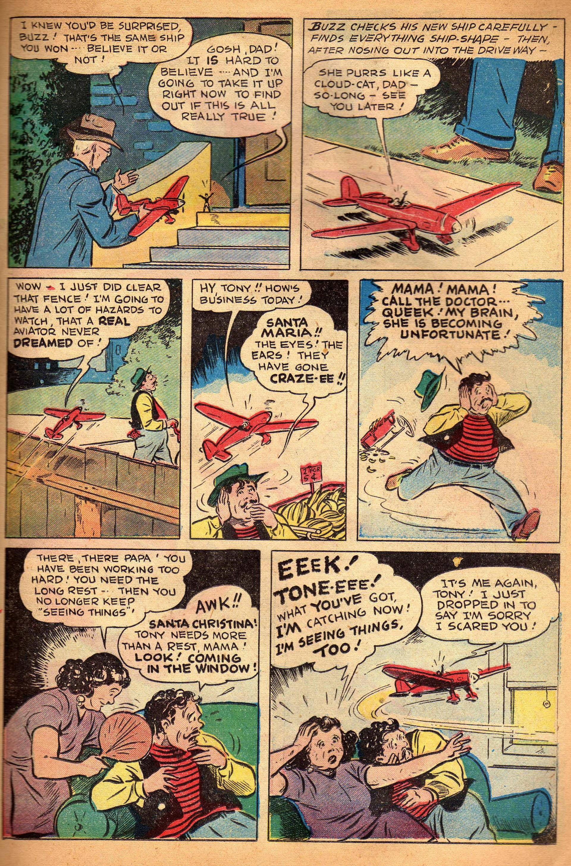 Bang-Up Comics issue 1 - Page 30