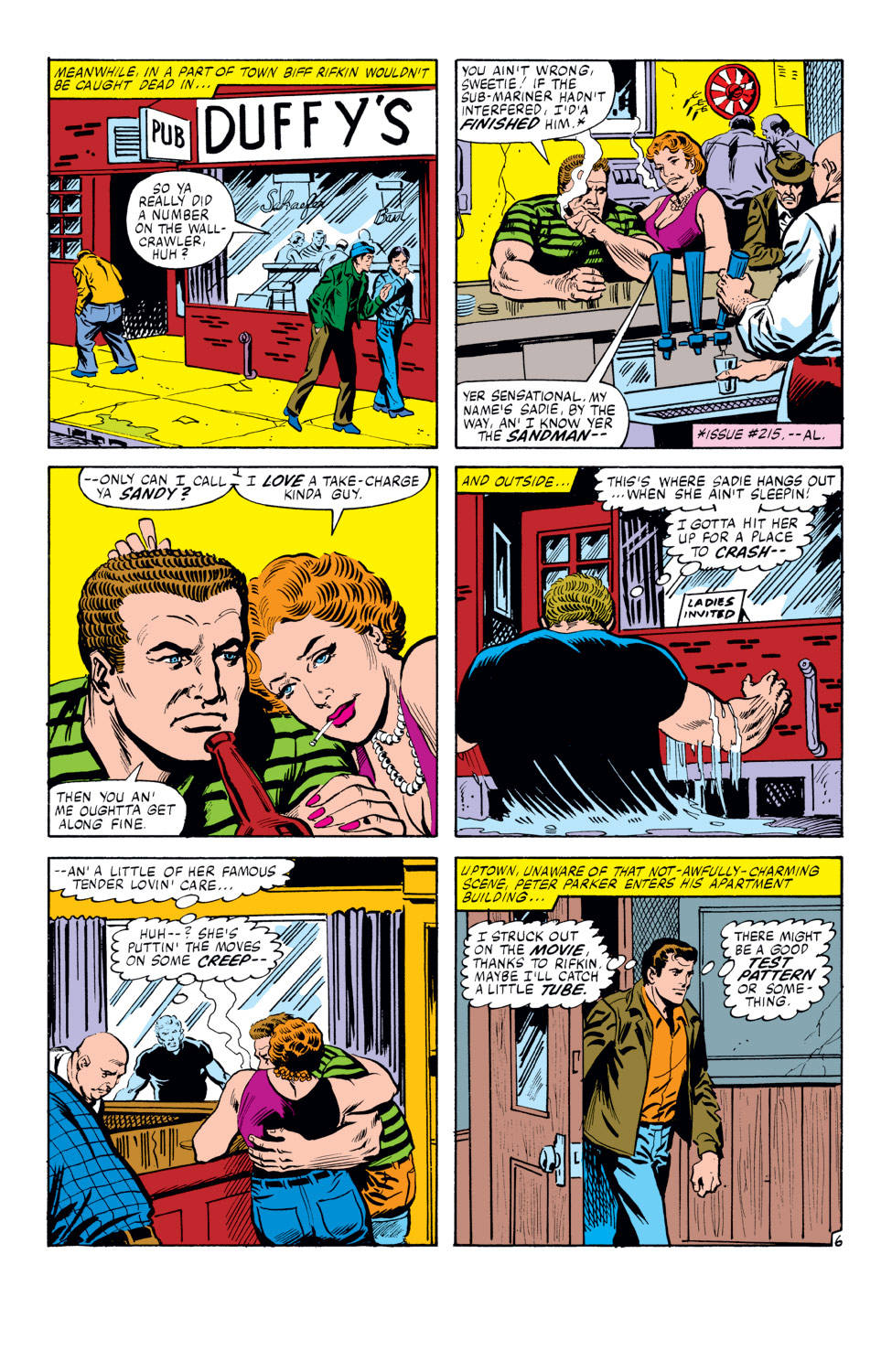 The Amazing Spider-Man (1963) 217 Page 6