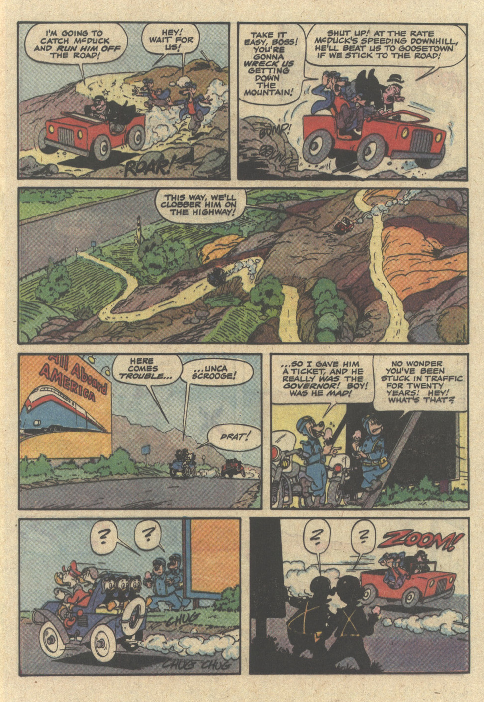 Read online Uncle Scrooge (1953) comic -  Issue #239 - 17