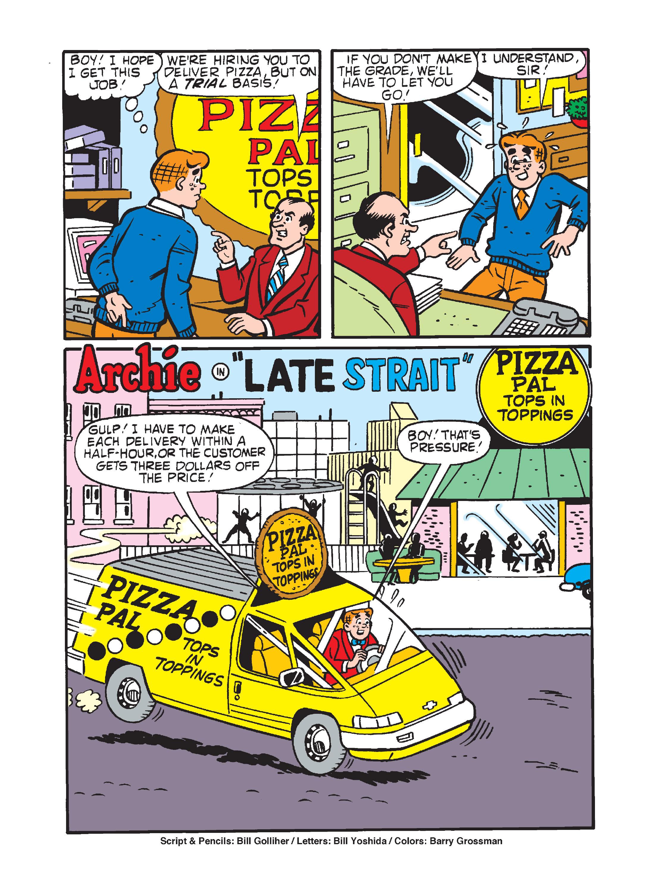 Read online Archie 1000 Page Comics Bonanza comic -  Issue #2 (Part 1) - 29
