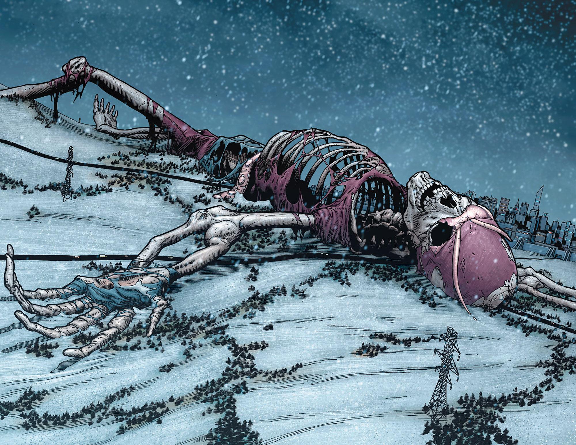 Read online Wolverine: Old Man Logan comic -  Issue # Full - 128