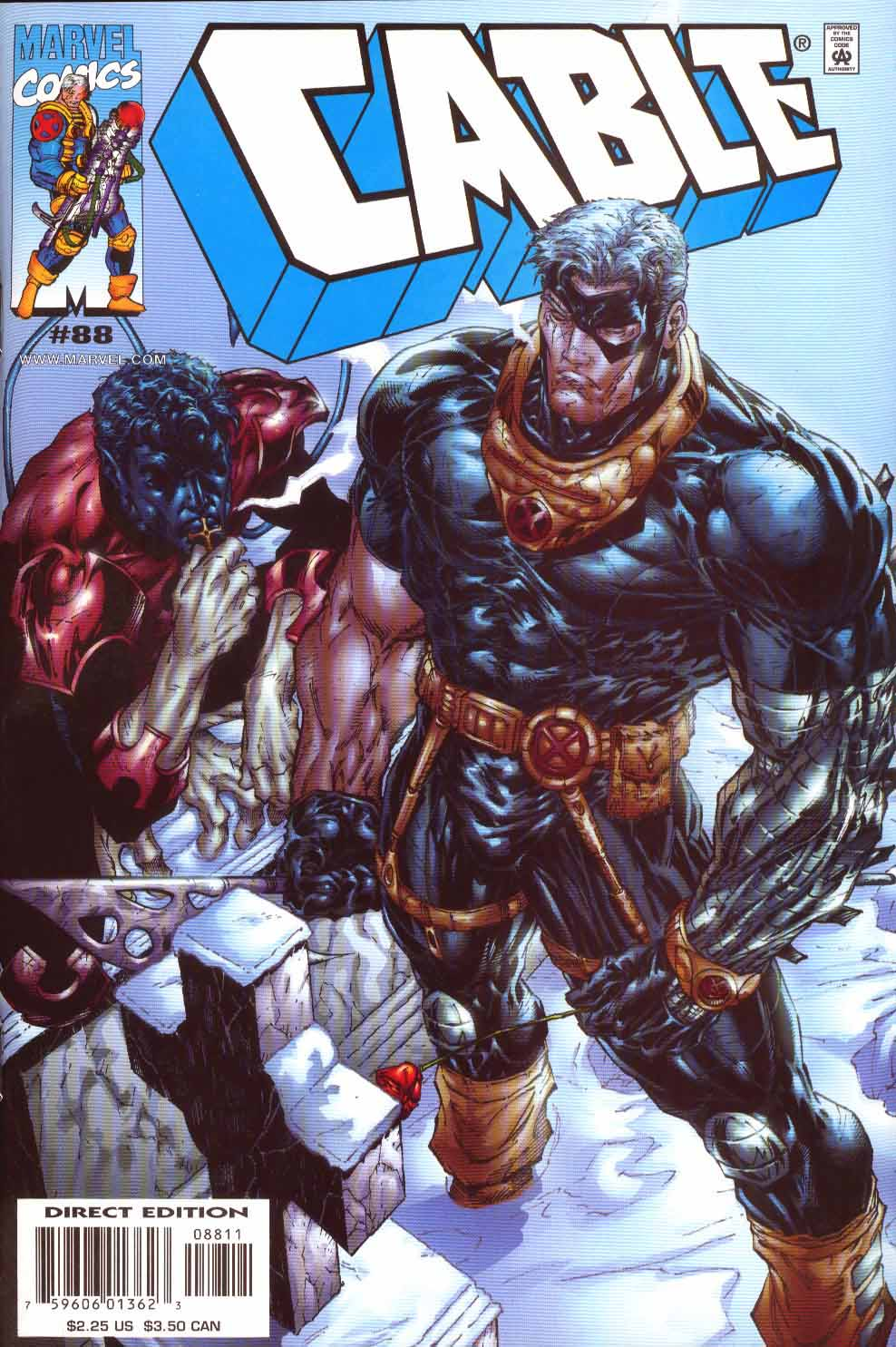 Cable (1993) 88 Page 1