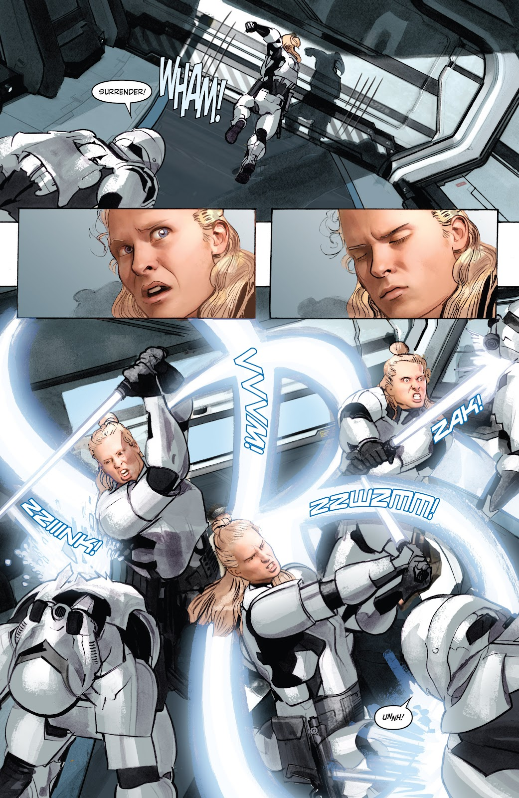 Read online Star Wars Legends: Infinities - Epic Collection comic -  Issue # TPB (Part 5) - 67