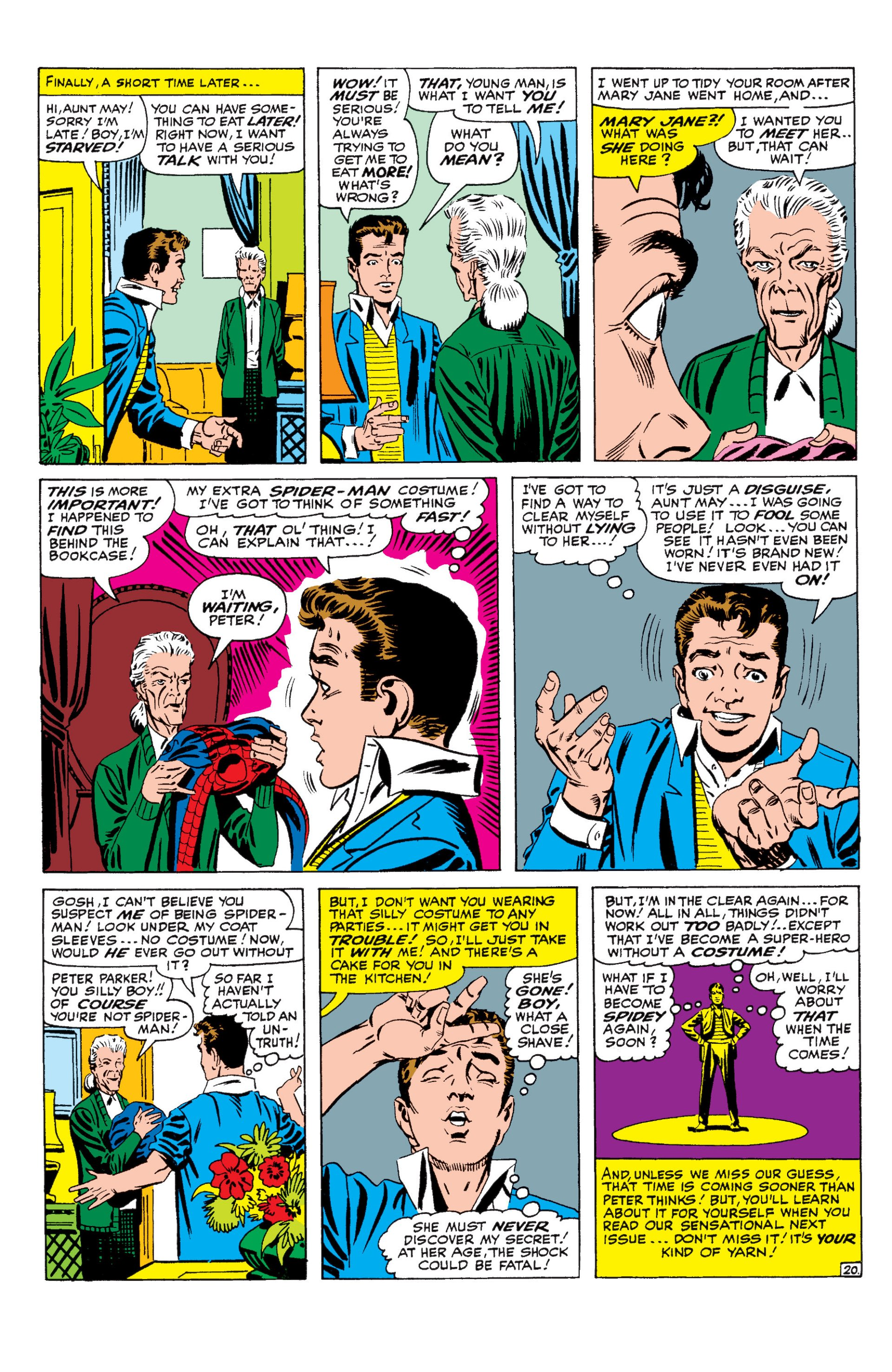 The Amazing Spider-Man (1963) 25 Page 20