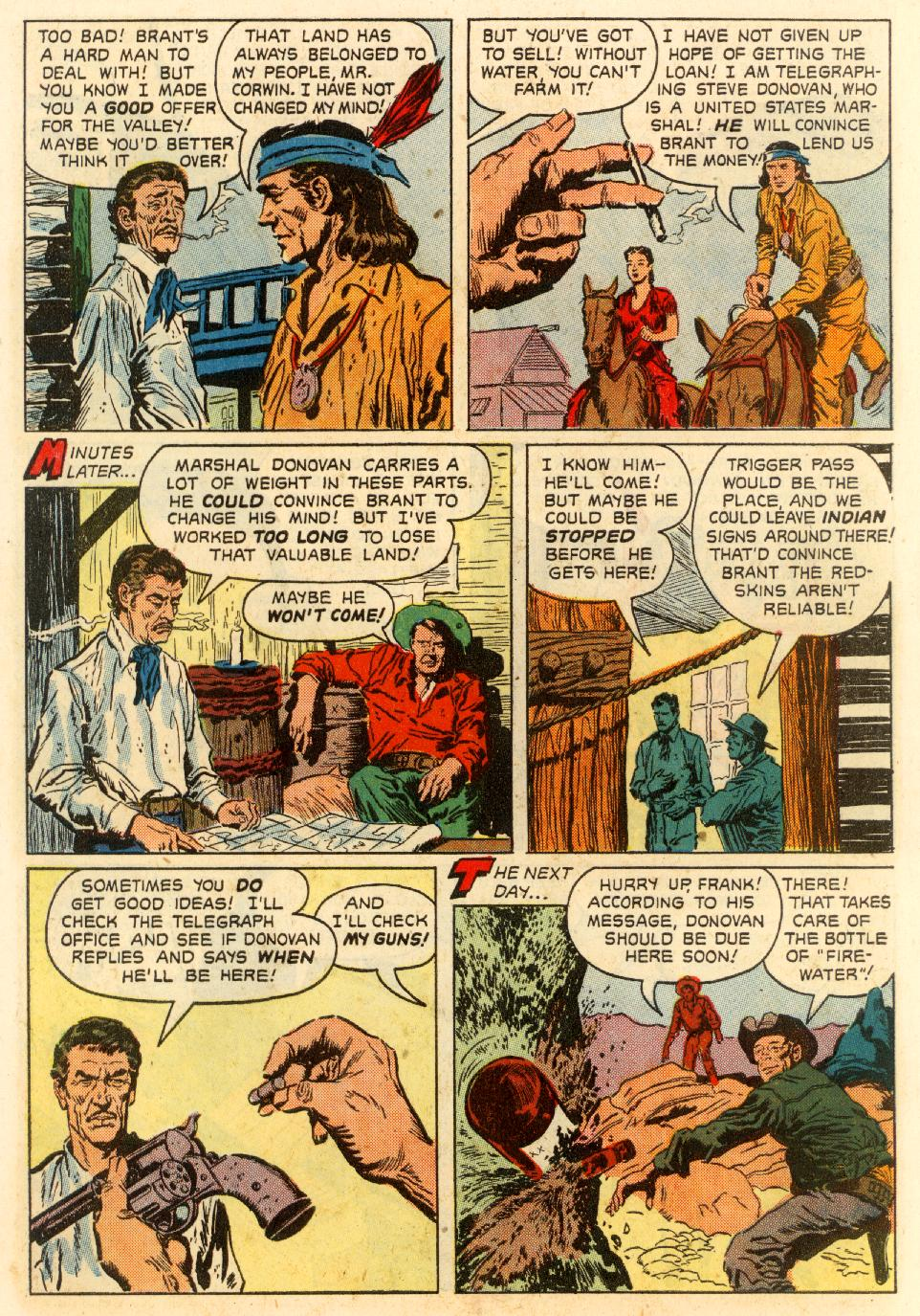 Four Color Comics issue 768 - Page 6