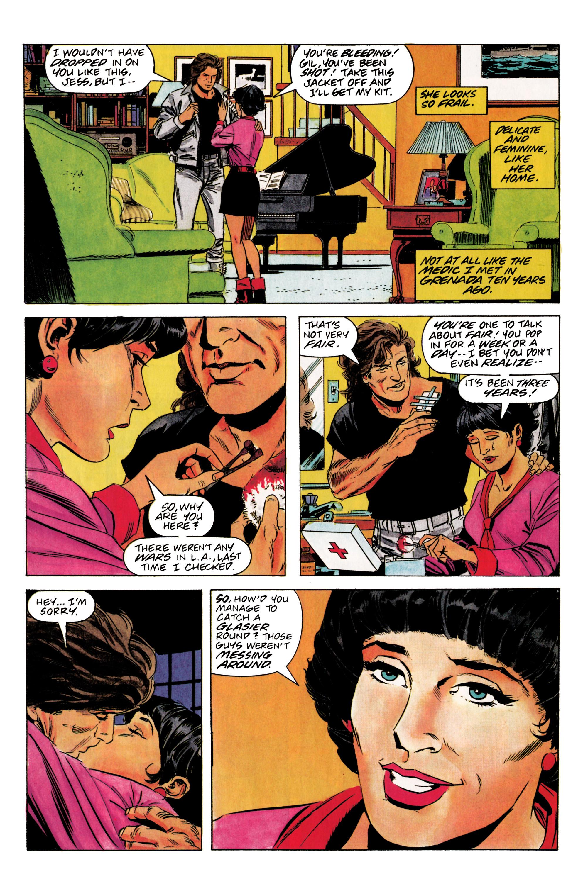 Read online Eternal Warrior (1992) comic -  Issue #5 - 16