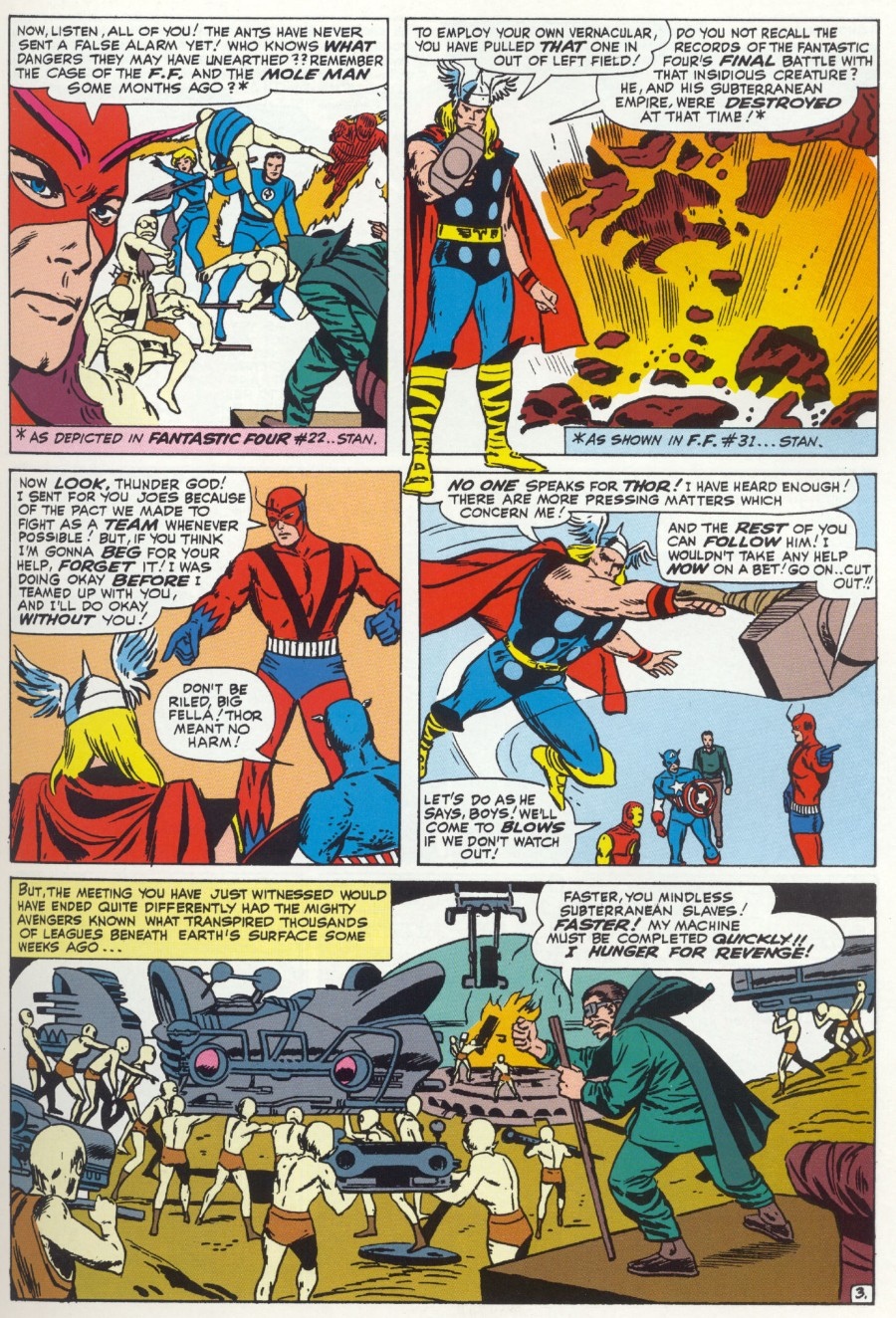 The Avengers (1963) 12 Page 3