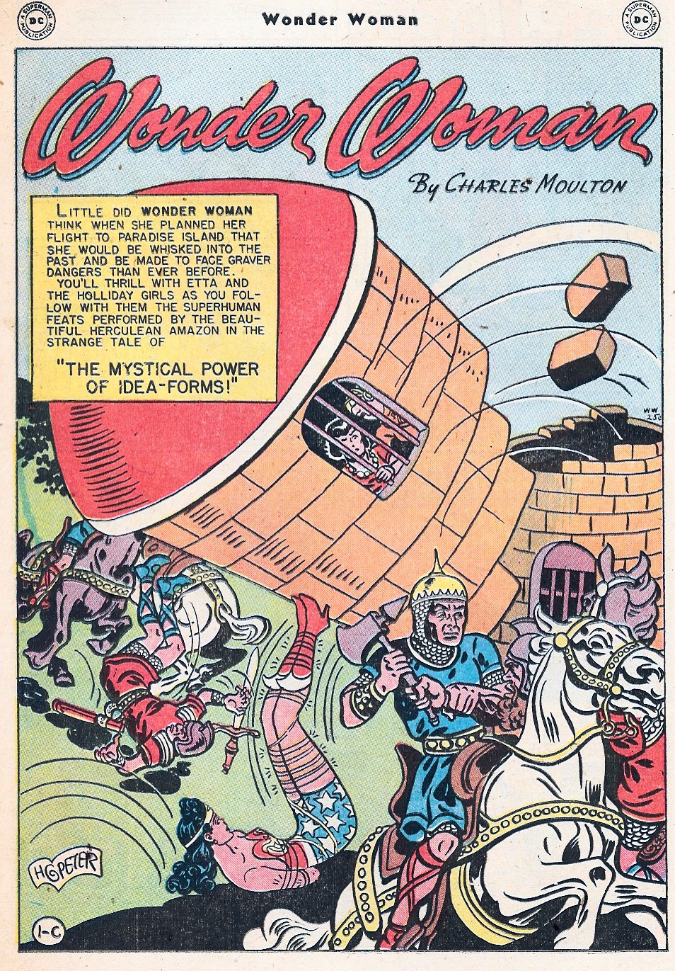 Read online Wonder Woman (1942) comic -  Issue #27 - 38