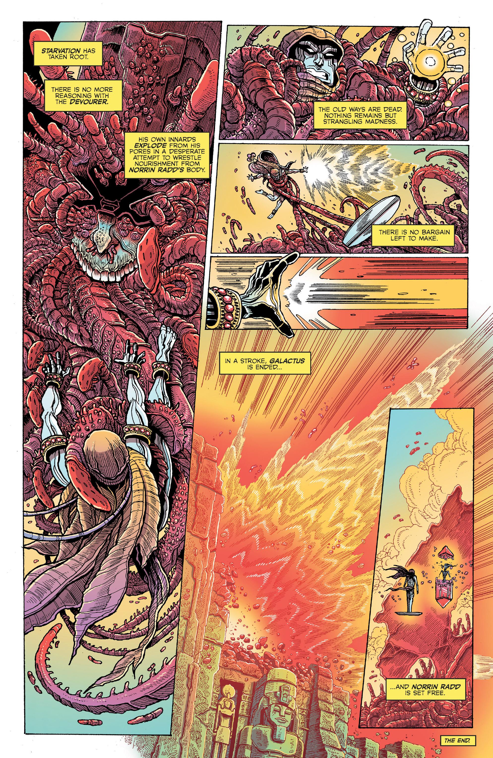Read online Secret Wars: Battleworld comic -  Issue #4 - 11