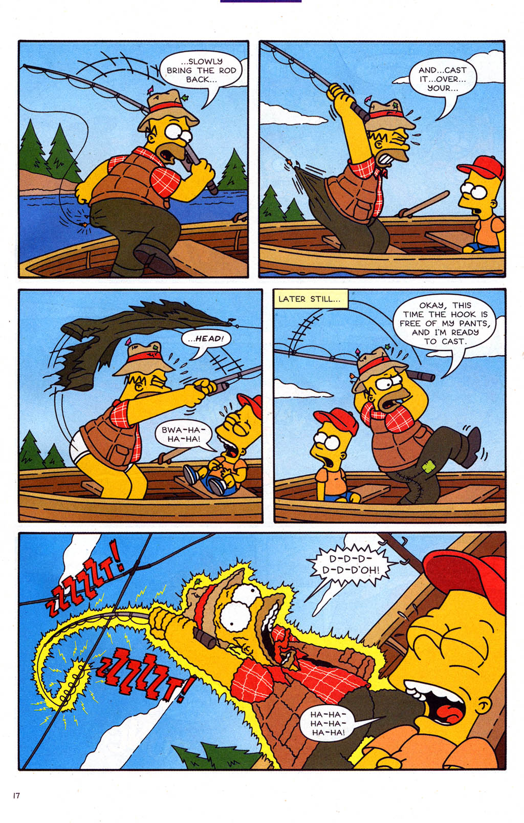 Read online Simpsons Comics Presents Bart Simpson comic -  Issue #22 - 19