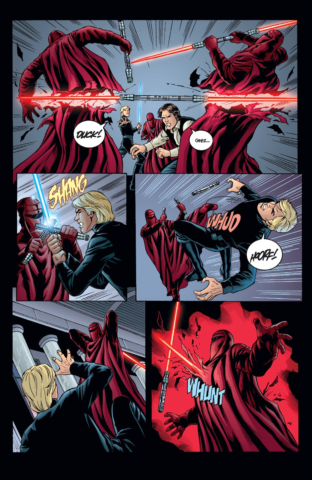 Read online Star Wars Legends: Infinities - Epic Collection comic -  Issue # TPB (Part 1) - 87