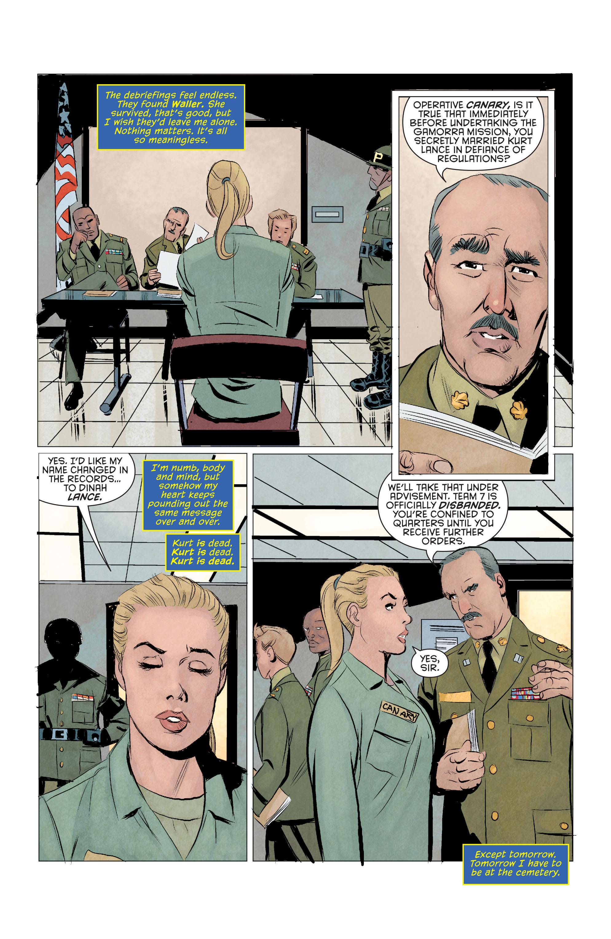 Read online Secret Origins (2014) comic -  Issue #11 - 29