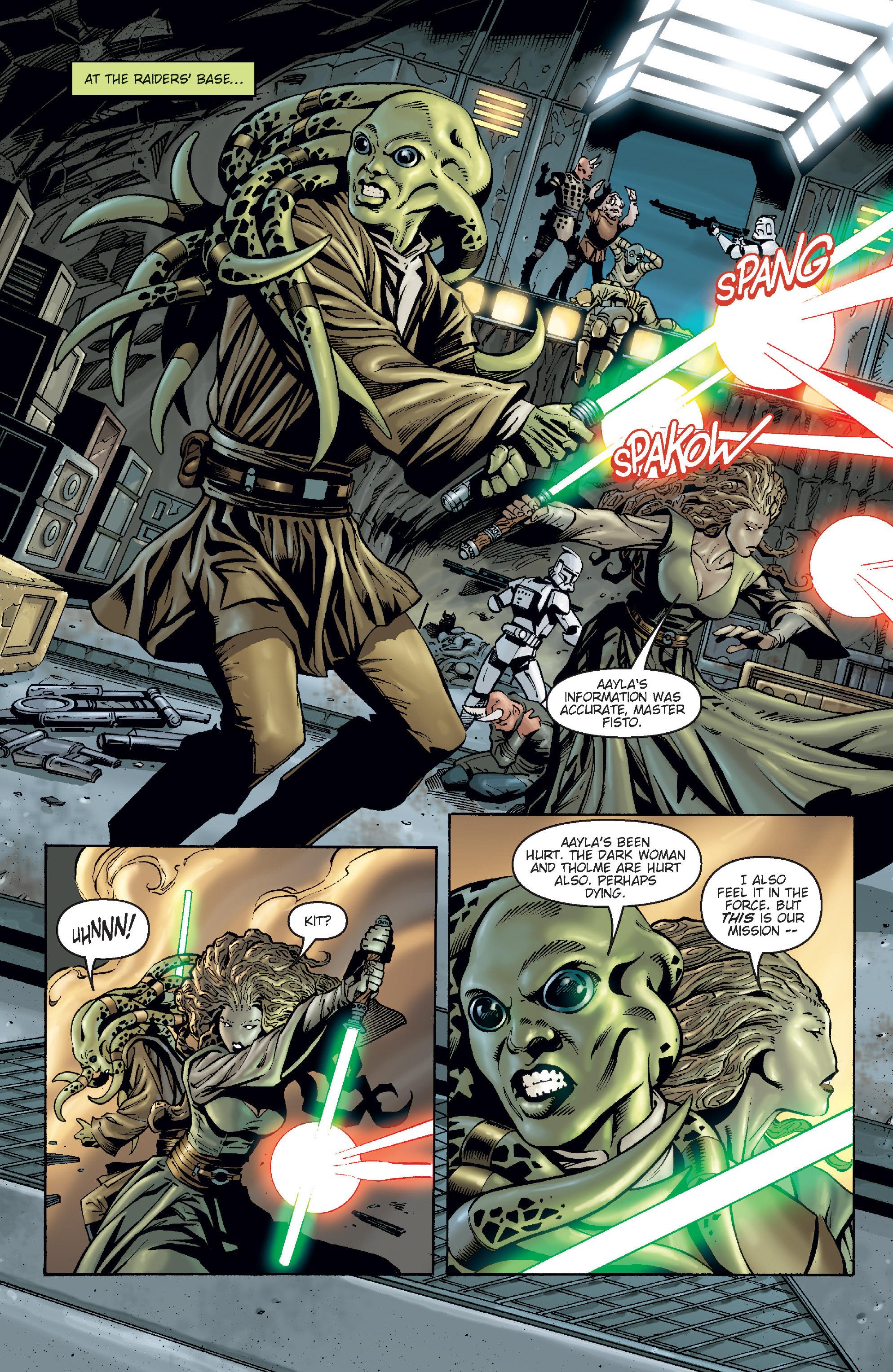 Read online Star Wars Omnibus comic -  Issue # Vol. 24 - 297