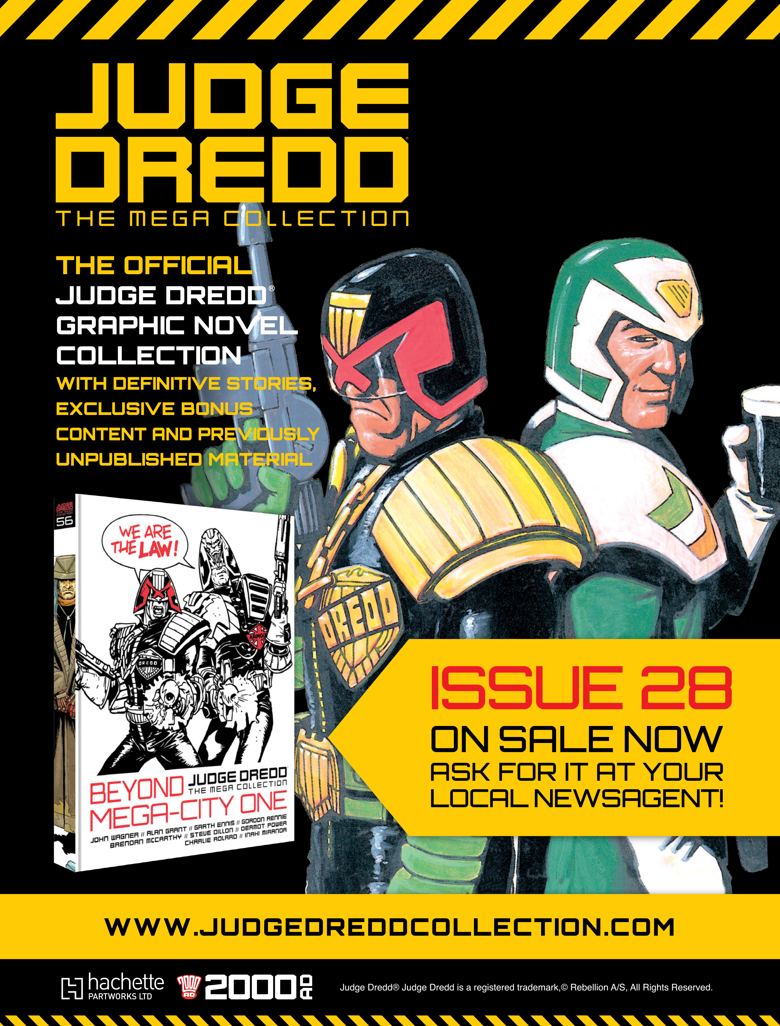 Read online 2000 AD comic -  Issue #1967 - 32