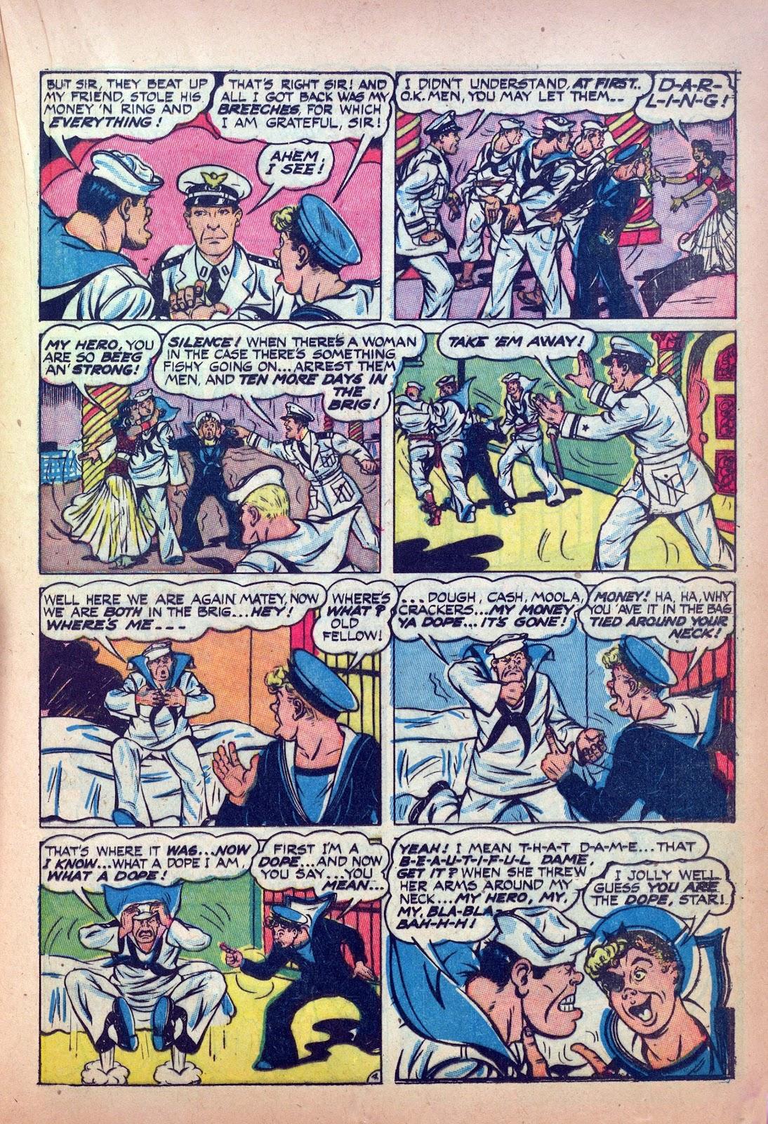 Read online Joker Comics comic -  Issue #12 - 37