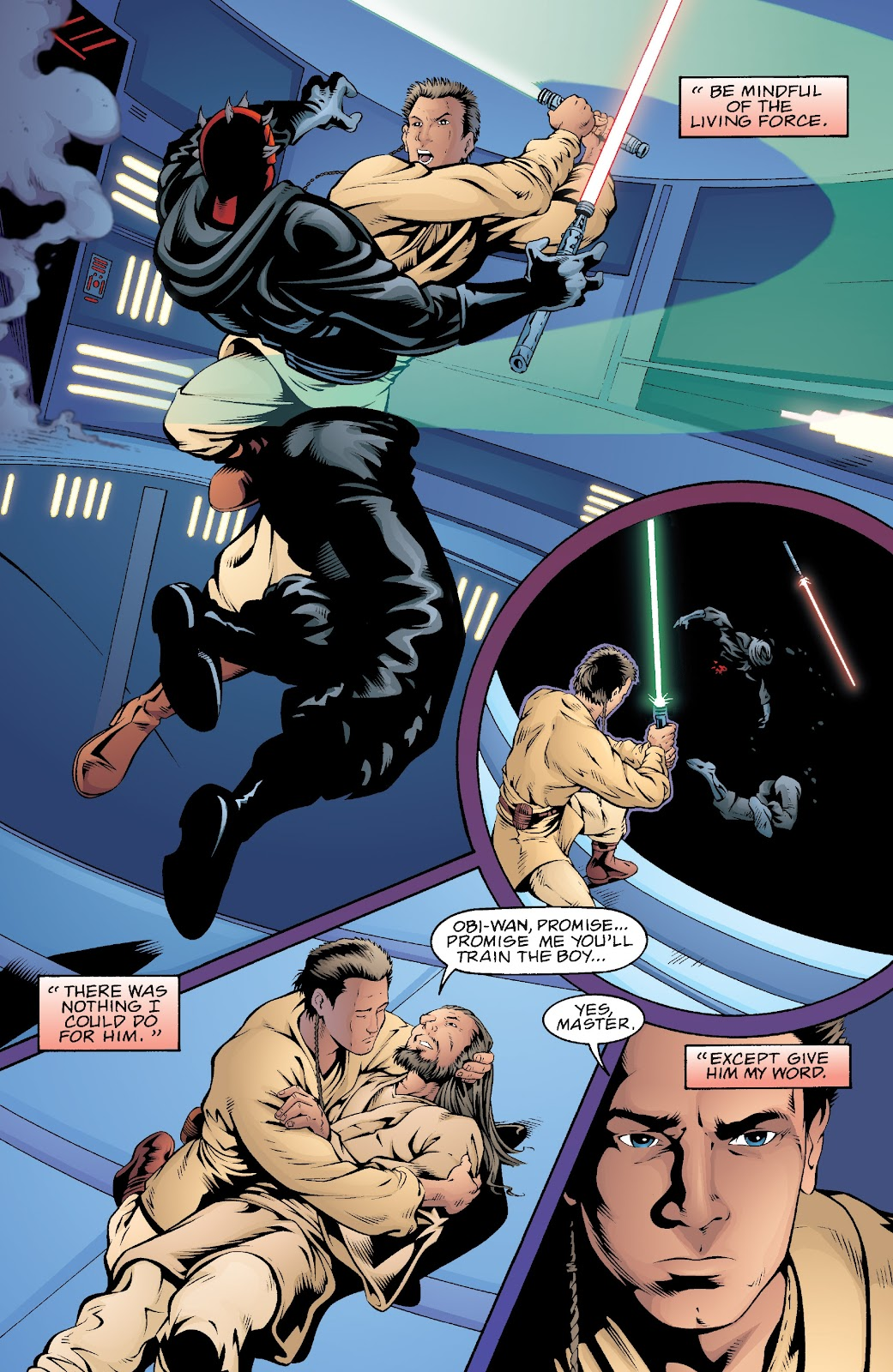 Read online Star Wars Legends: Rise of the Sith - Epic Collection comic -  Issue # TPB 2 (Part 5) - 46