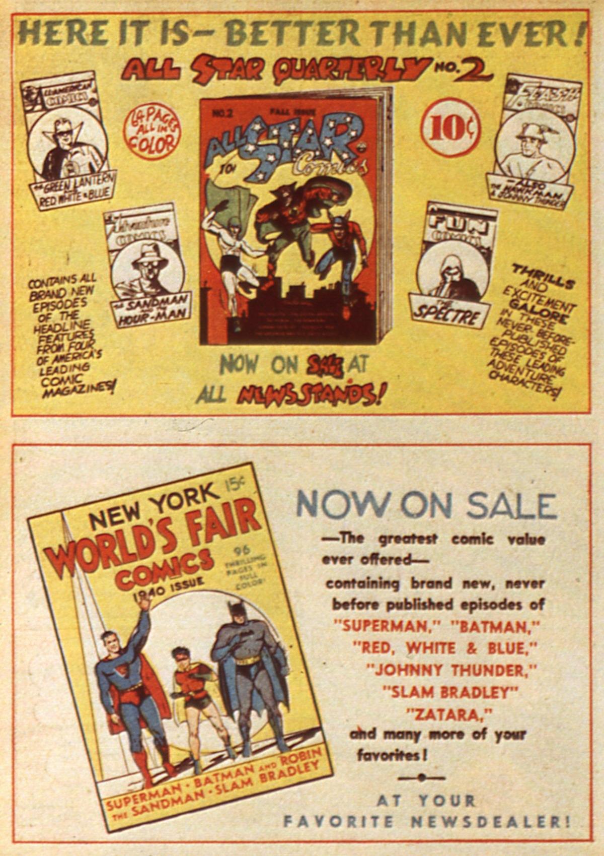 Read online Detective Comics (1937) comic -  Issue #45 - 66