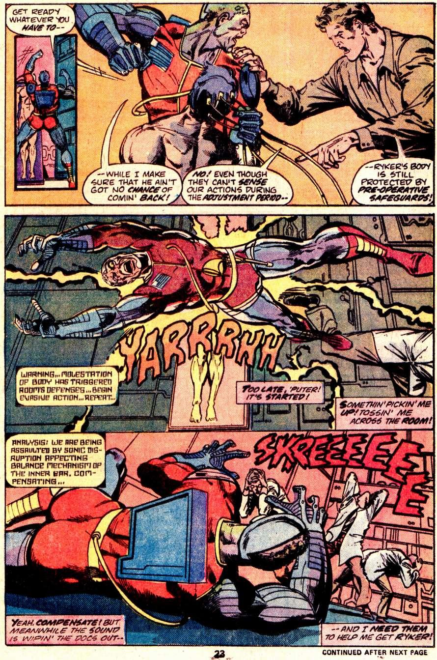 Read online Astonishing Tales (1970) comic -  Issue #34 - 14