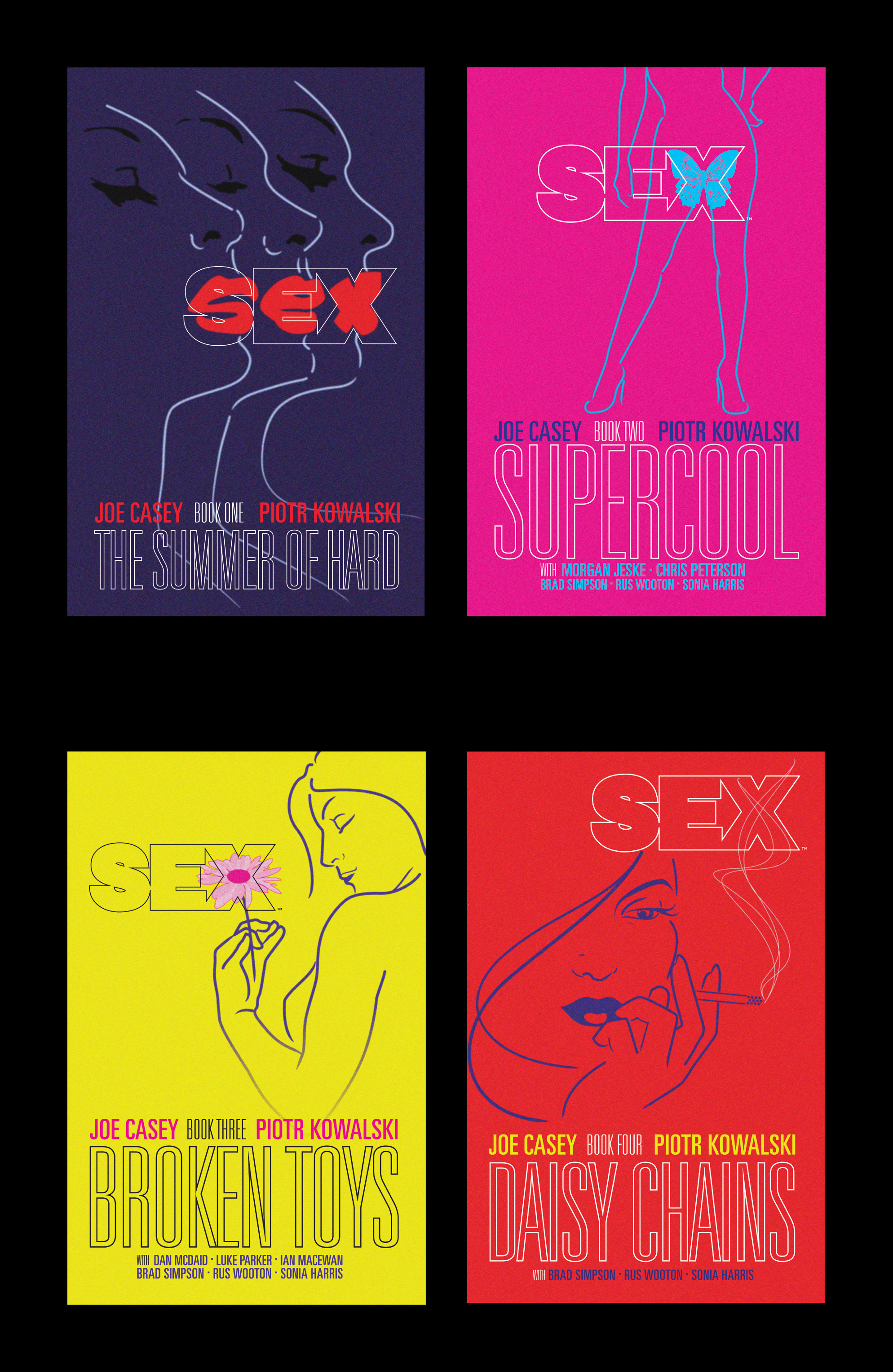 Read online Sex comic -  Issue #32 - 29