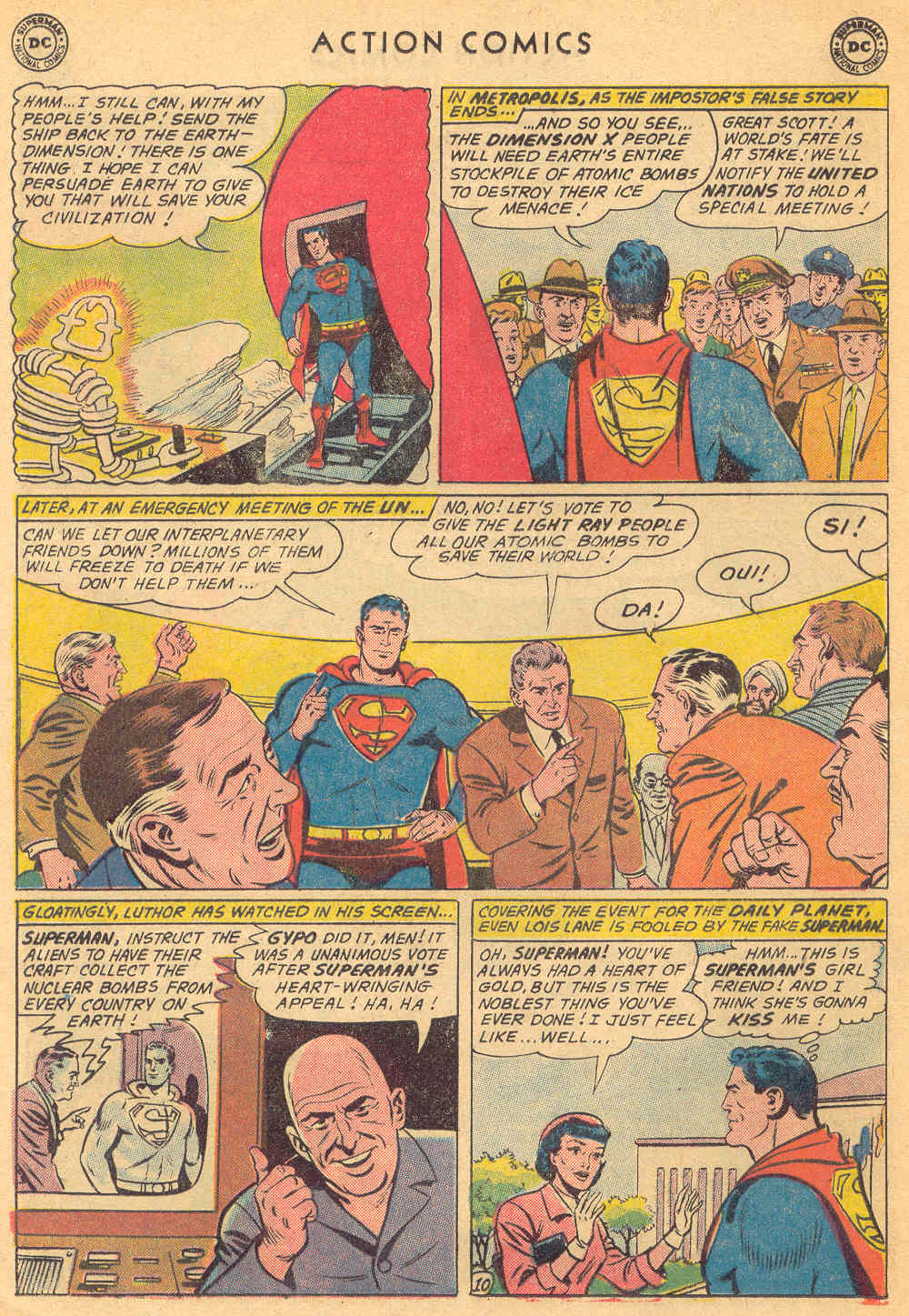Read online Action Comics (1938) comic -  Issue #271 - 12