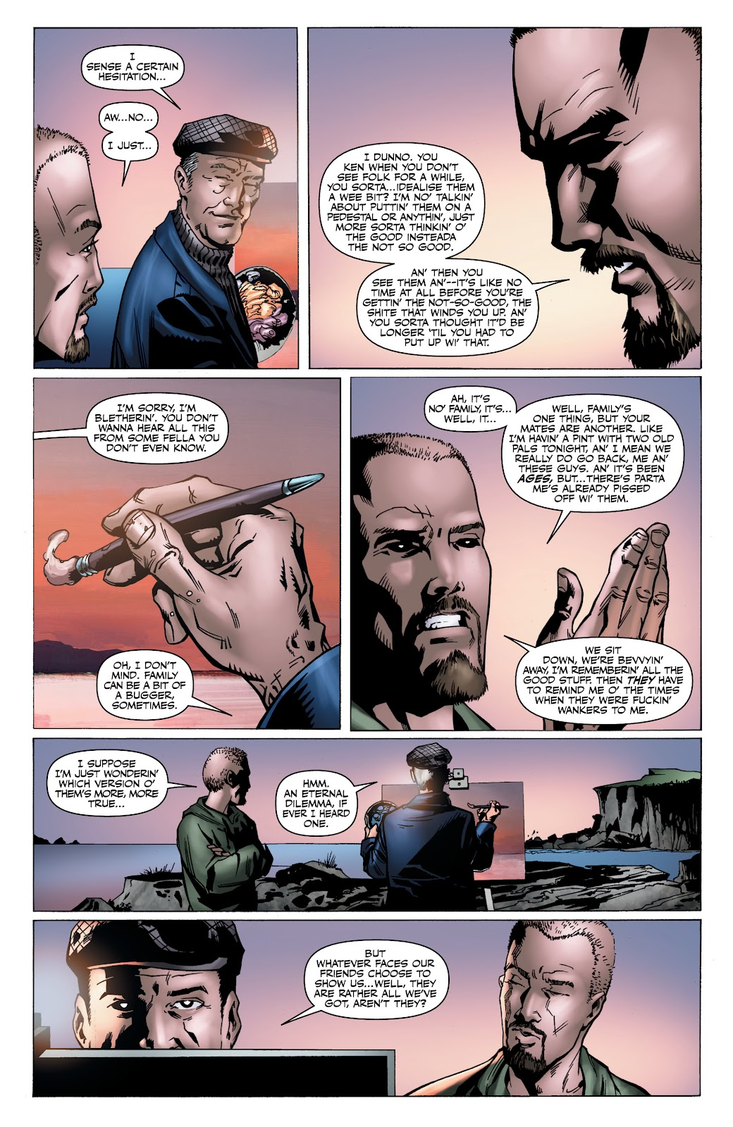 Read online The Boys Omnibus comic -  Issue # TPB 4 (Part 3) - 35