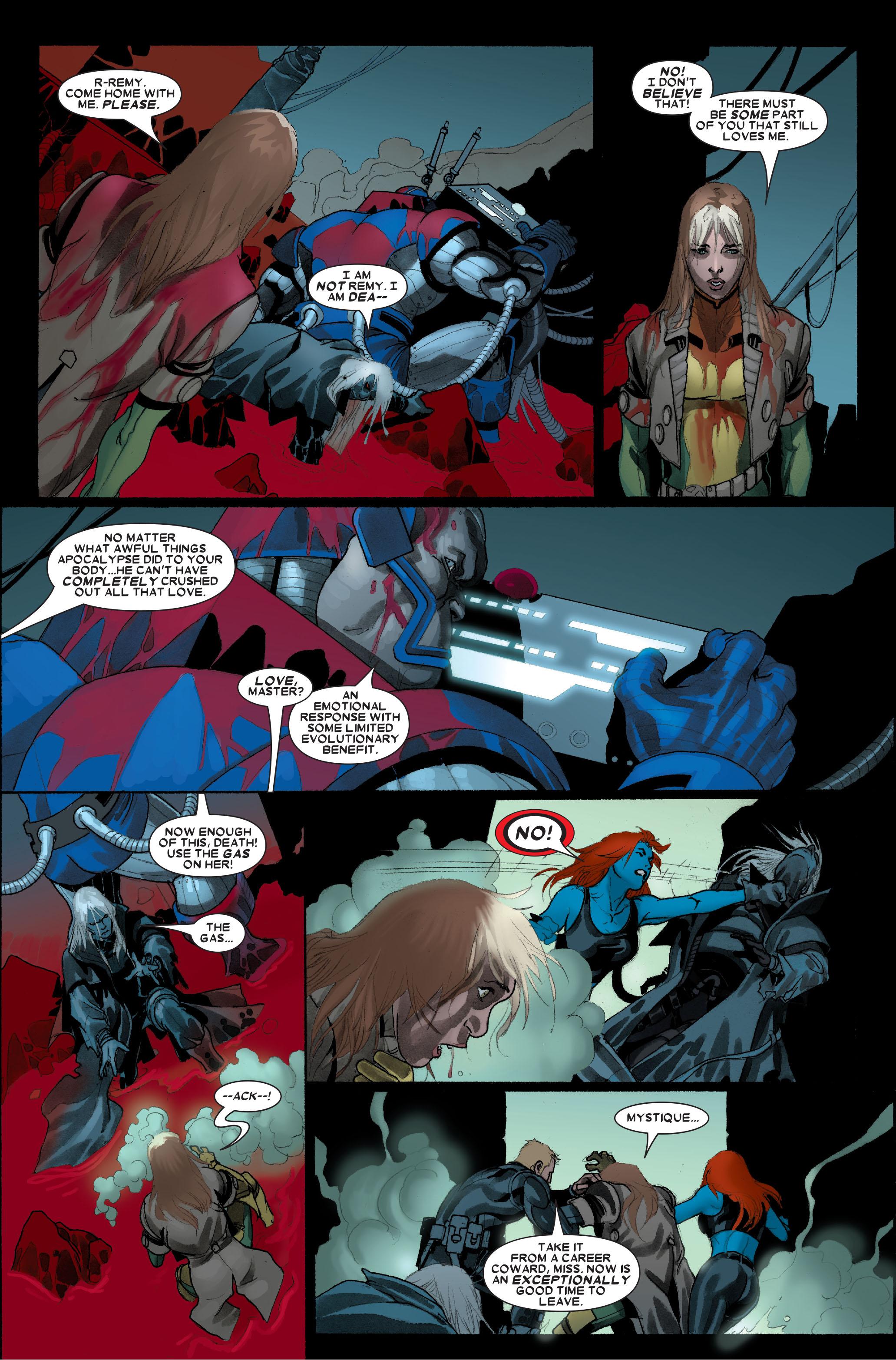 X-Men (1991) 185 Page 8