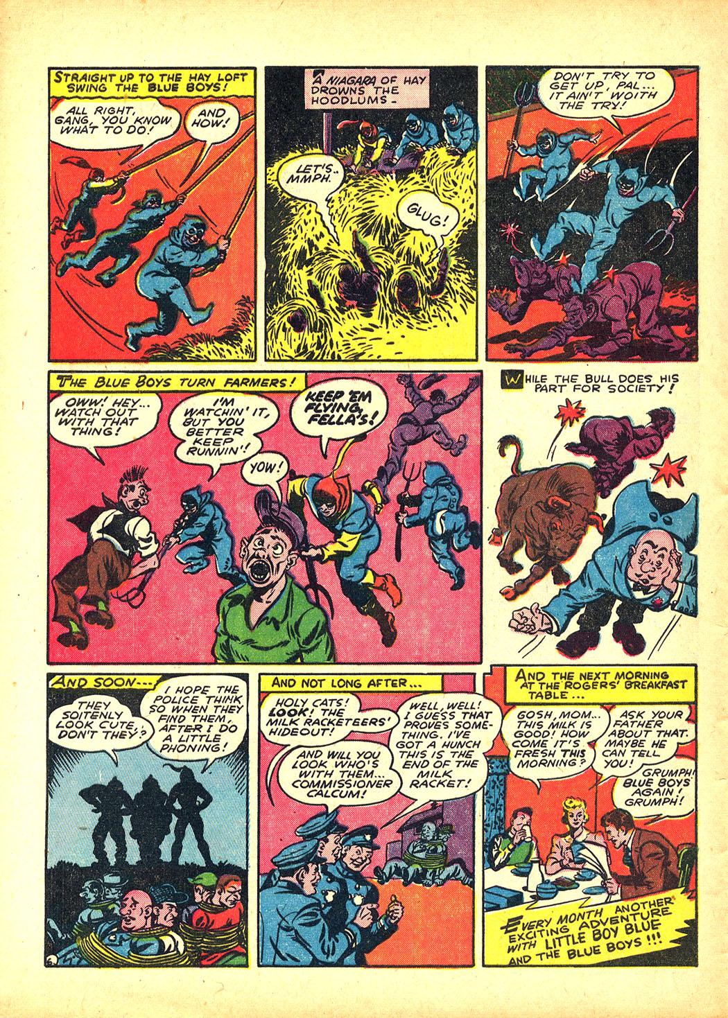 Read online Sensation (Mystery) Comics comic -  Issue #5 - 54