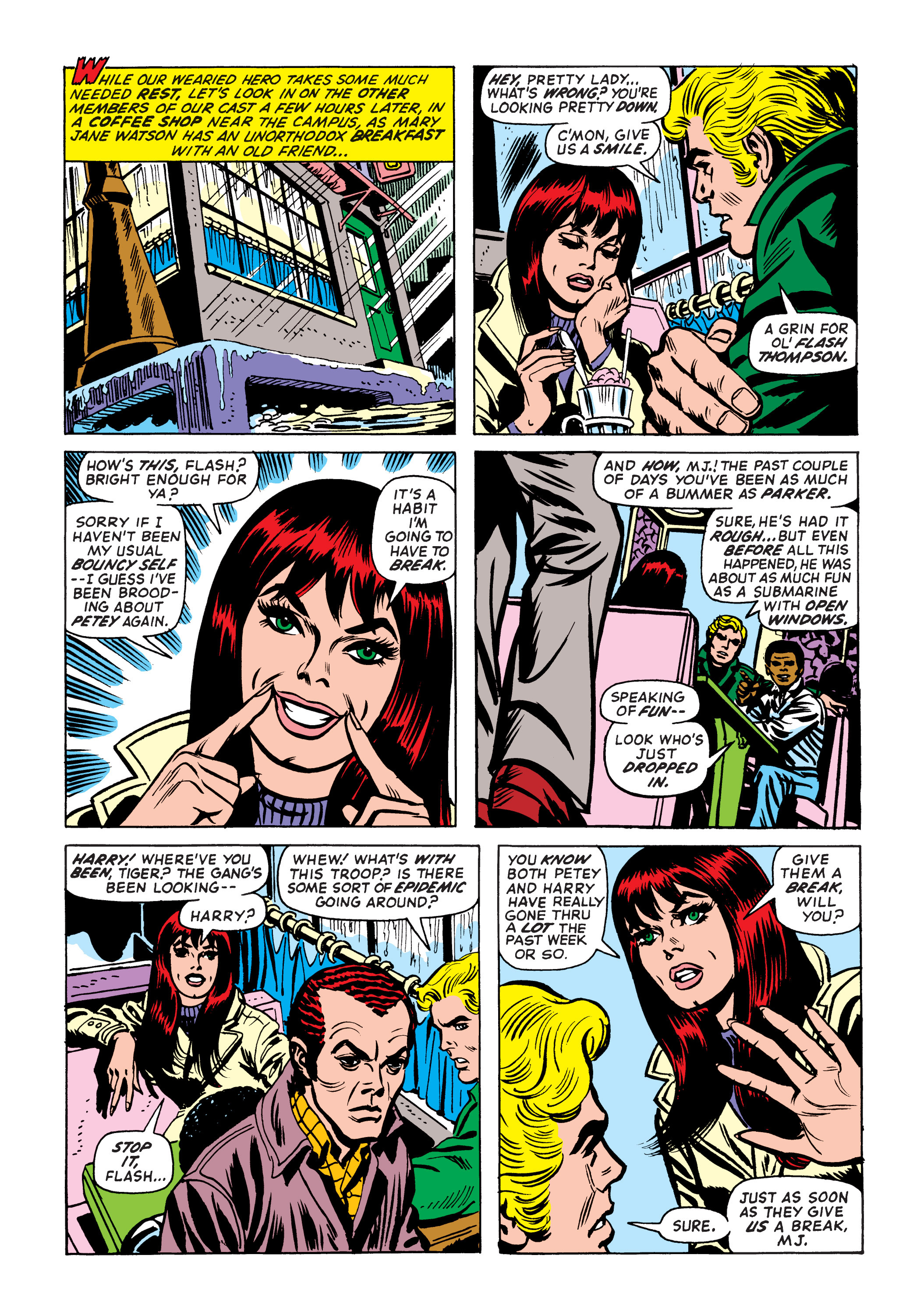 The Amazing Spider-Man (1963) 125 Page 6