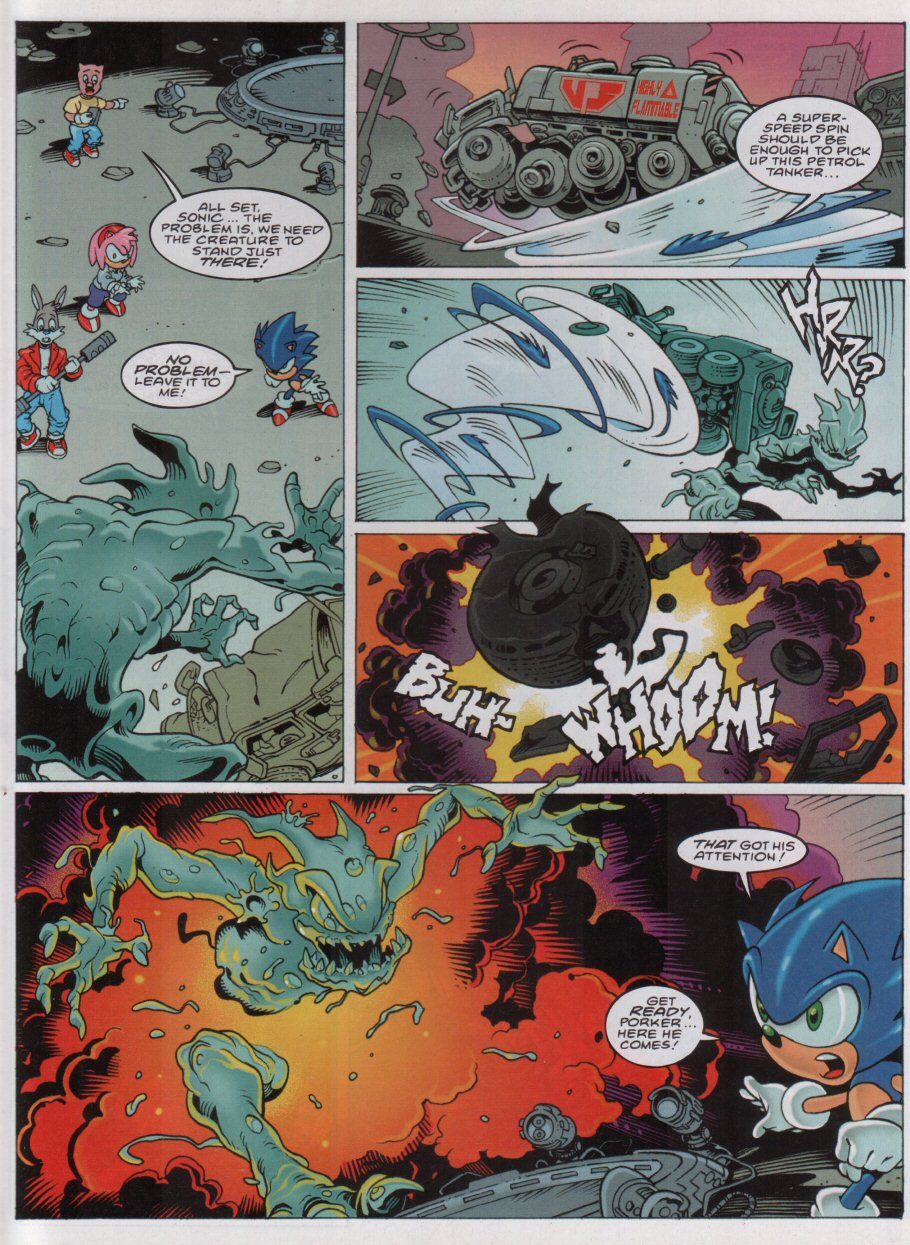 Read online Sonic the Comic comic -  Issue #176 - 6