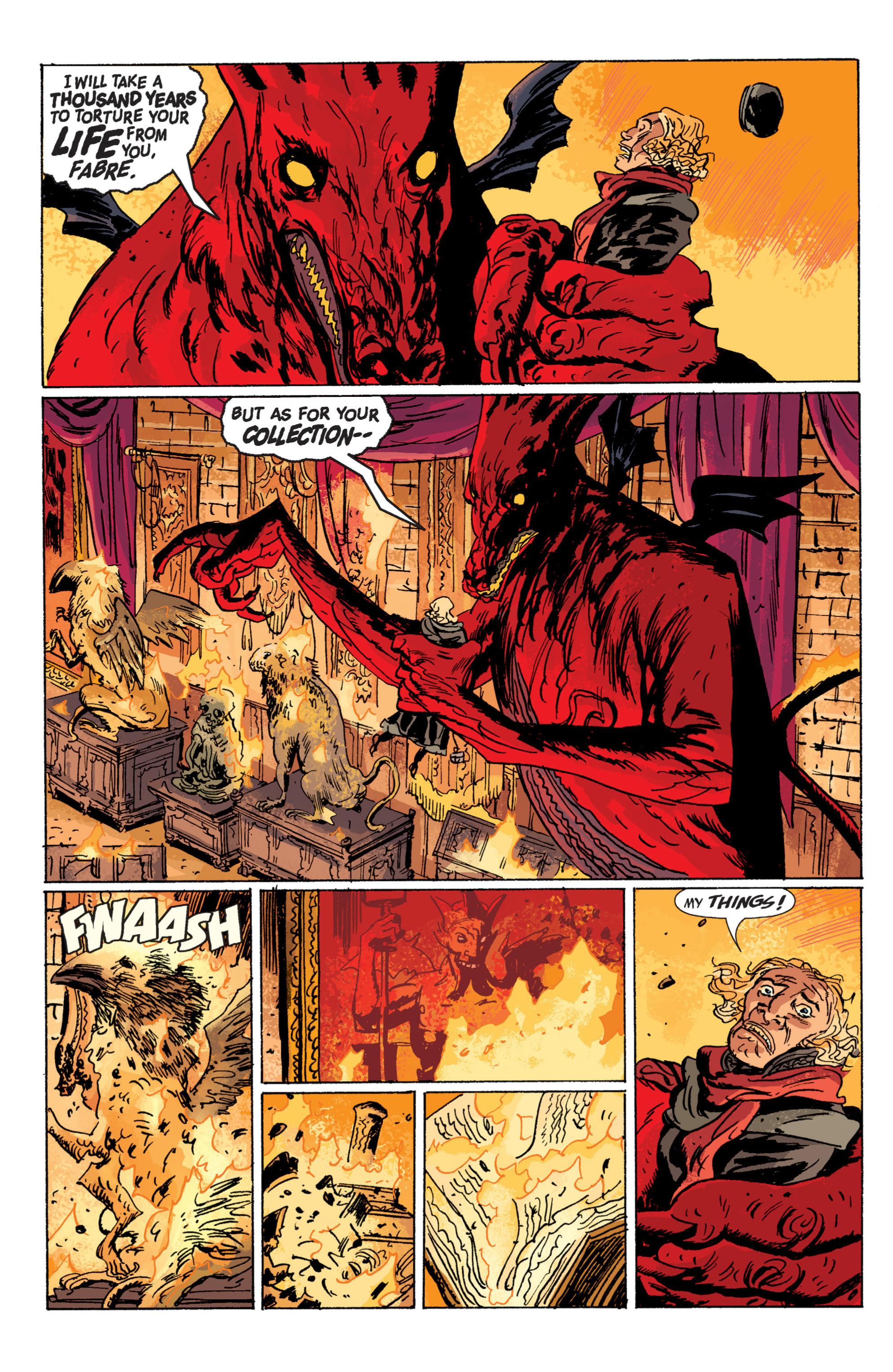Read online B.P.R.D. (2003) comic -  Issue # TPB 6 - 125