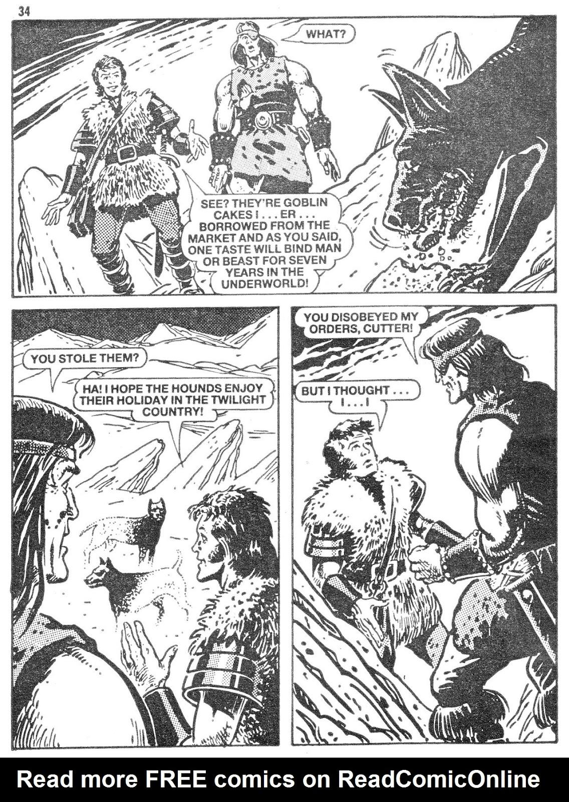 Starblazer issue 209 - Page 35