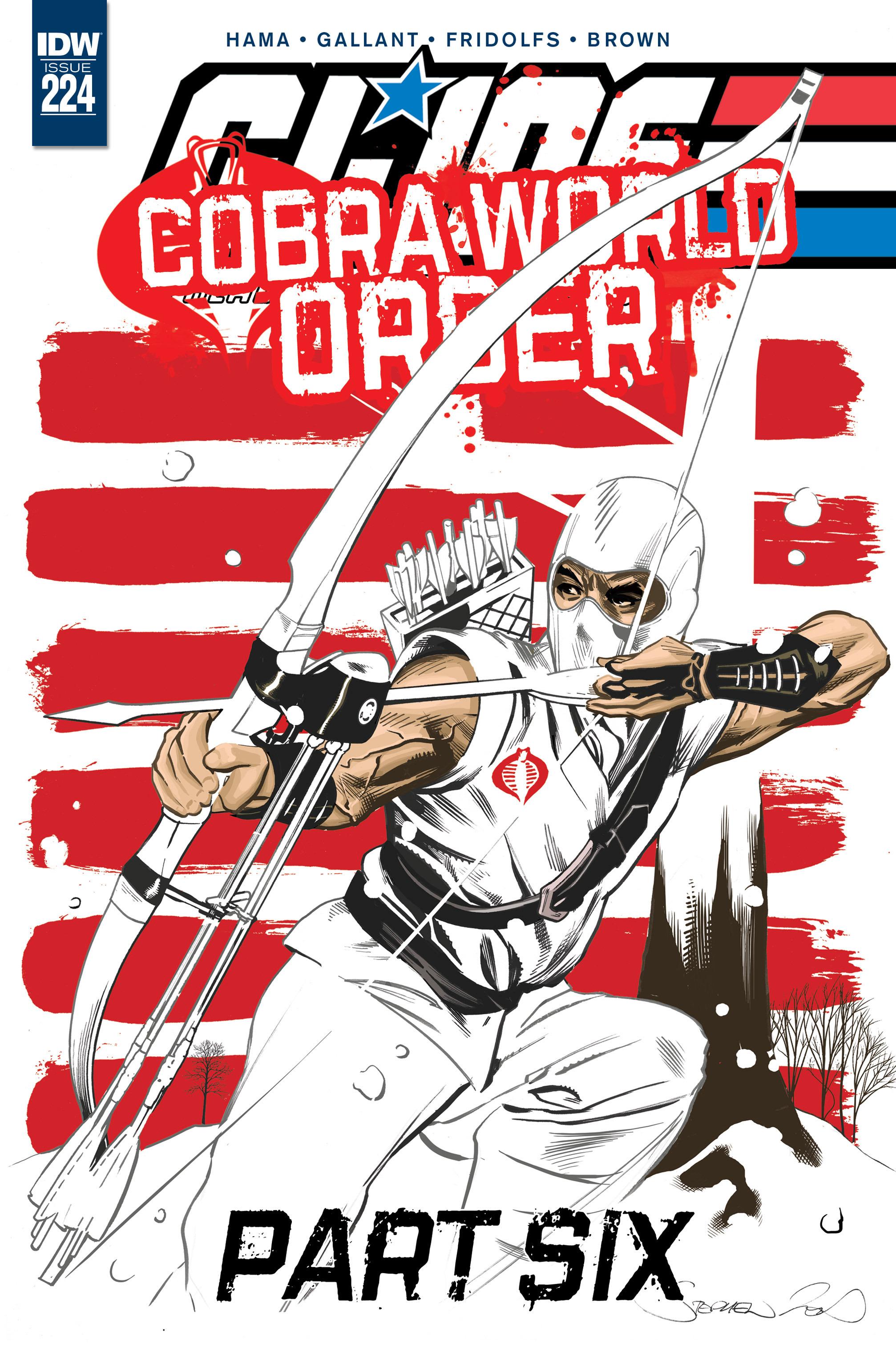G.I. Joe: A Real American Hero 224 Page 1