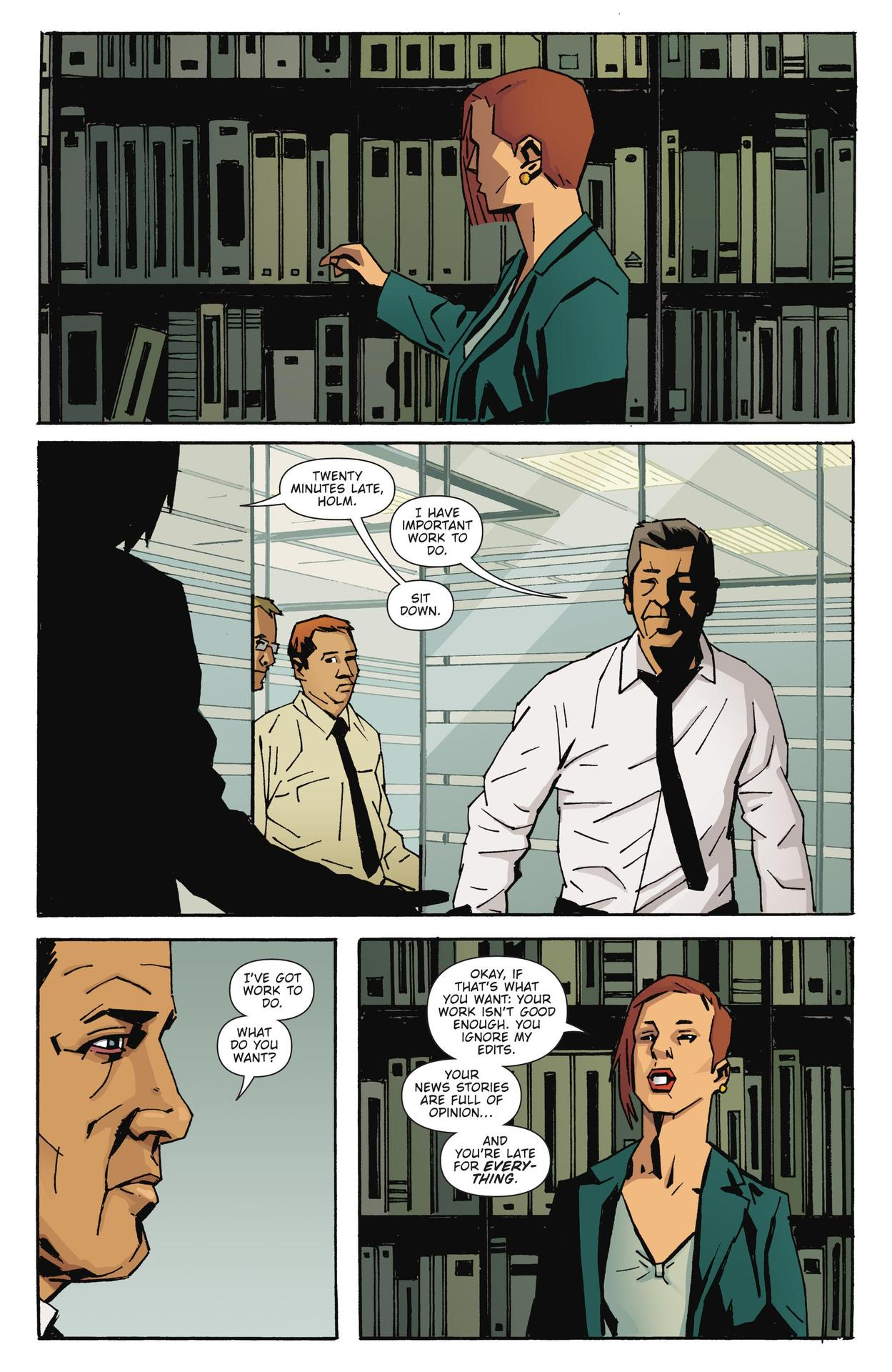 Read online The Girl Who Kicked The Hornet's Nest comic -  Issue # TPB - 139