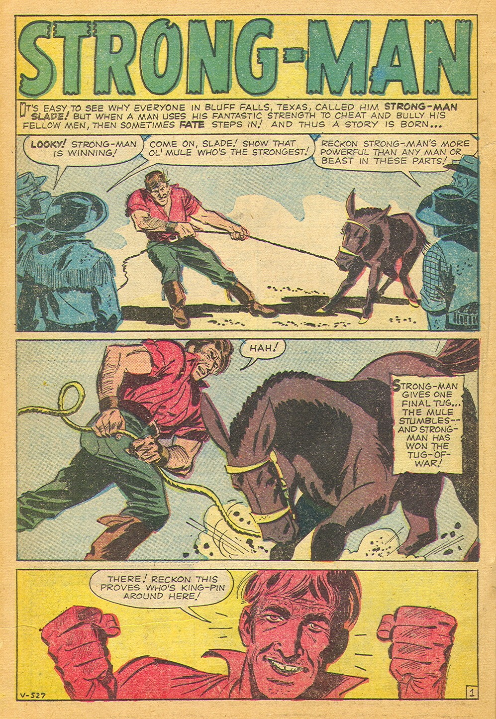 The Rawhide Kid (1955) issue 26 - Page 20