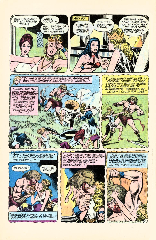Read online Wonder Woman (1942) comic -  Issue #223 - 9