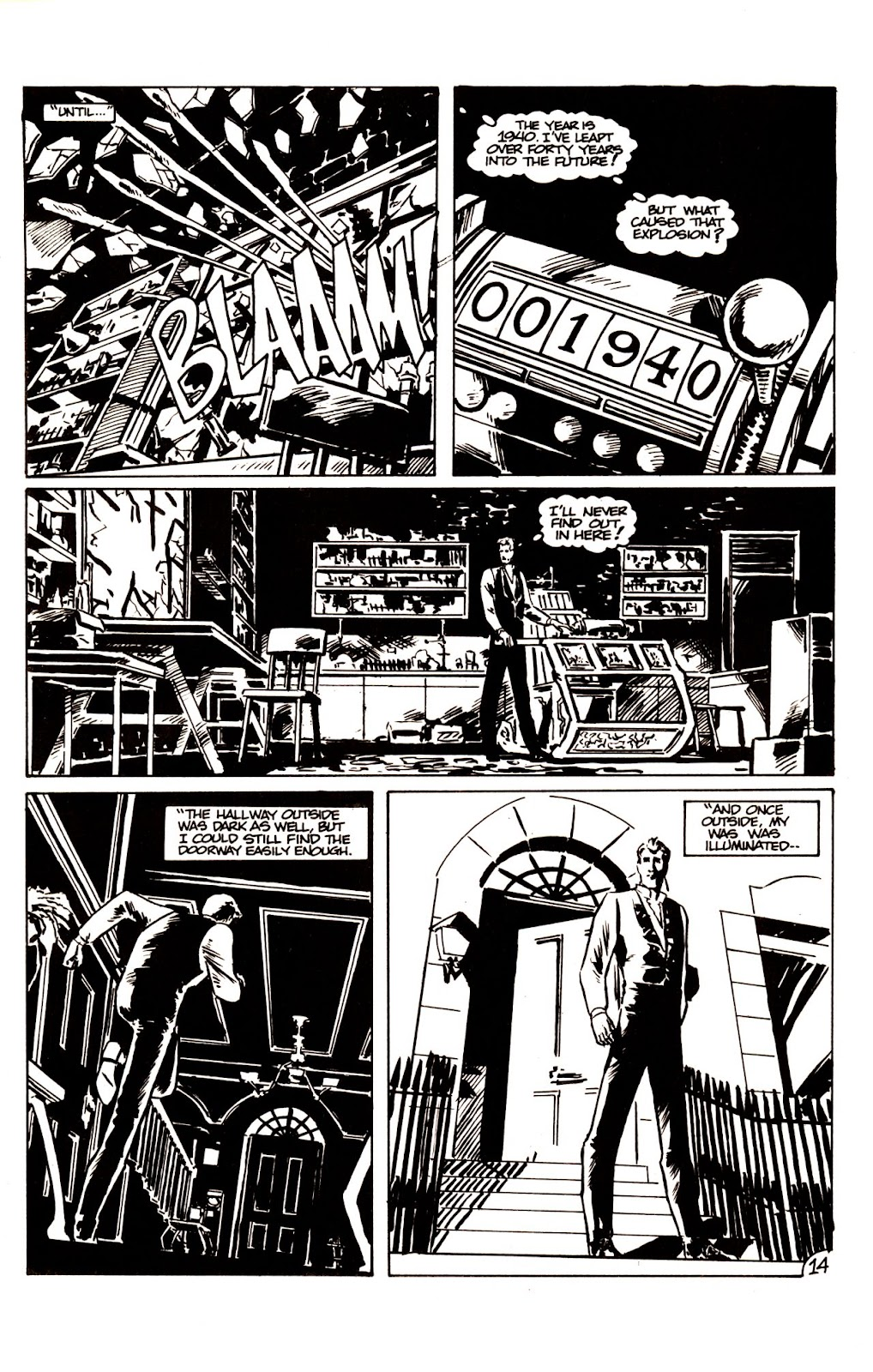 The Time Machine issue 1 - Page 17