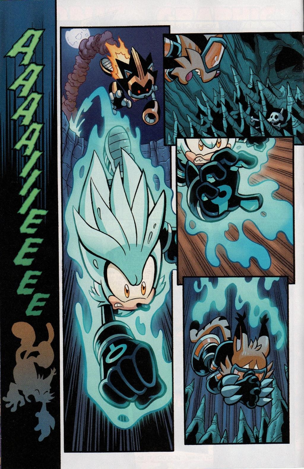 Read online Sonic Universe comic -  Issue #41 - 10