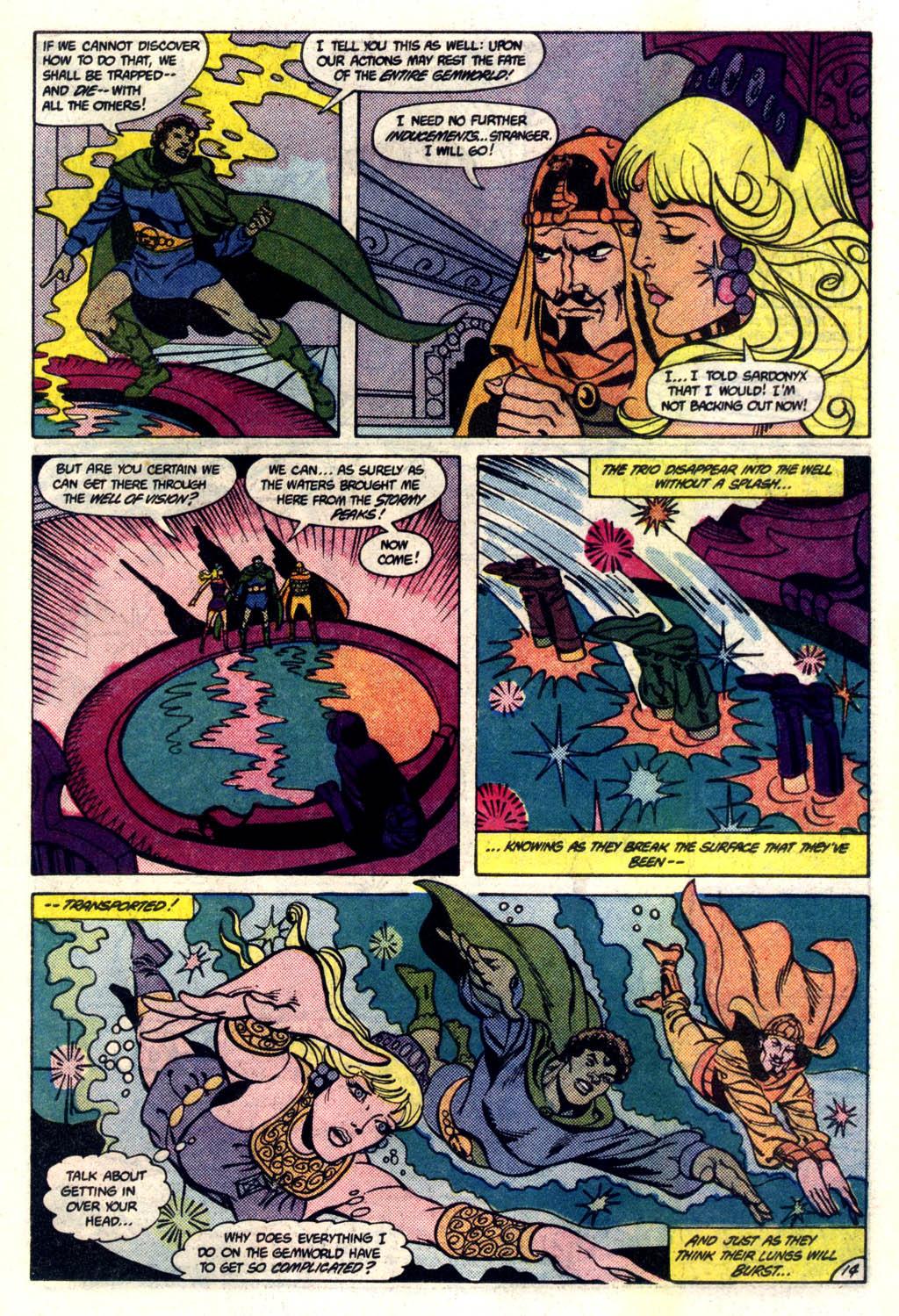 Read online Amethyst (1985) comic -  Issue #6 - 15