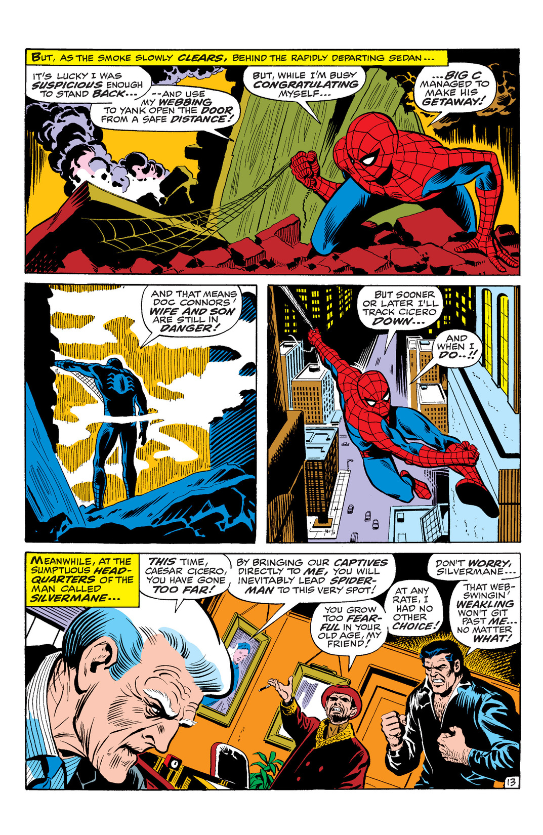 The Amazing Spider-Man (1963) 74 Page 13