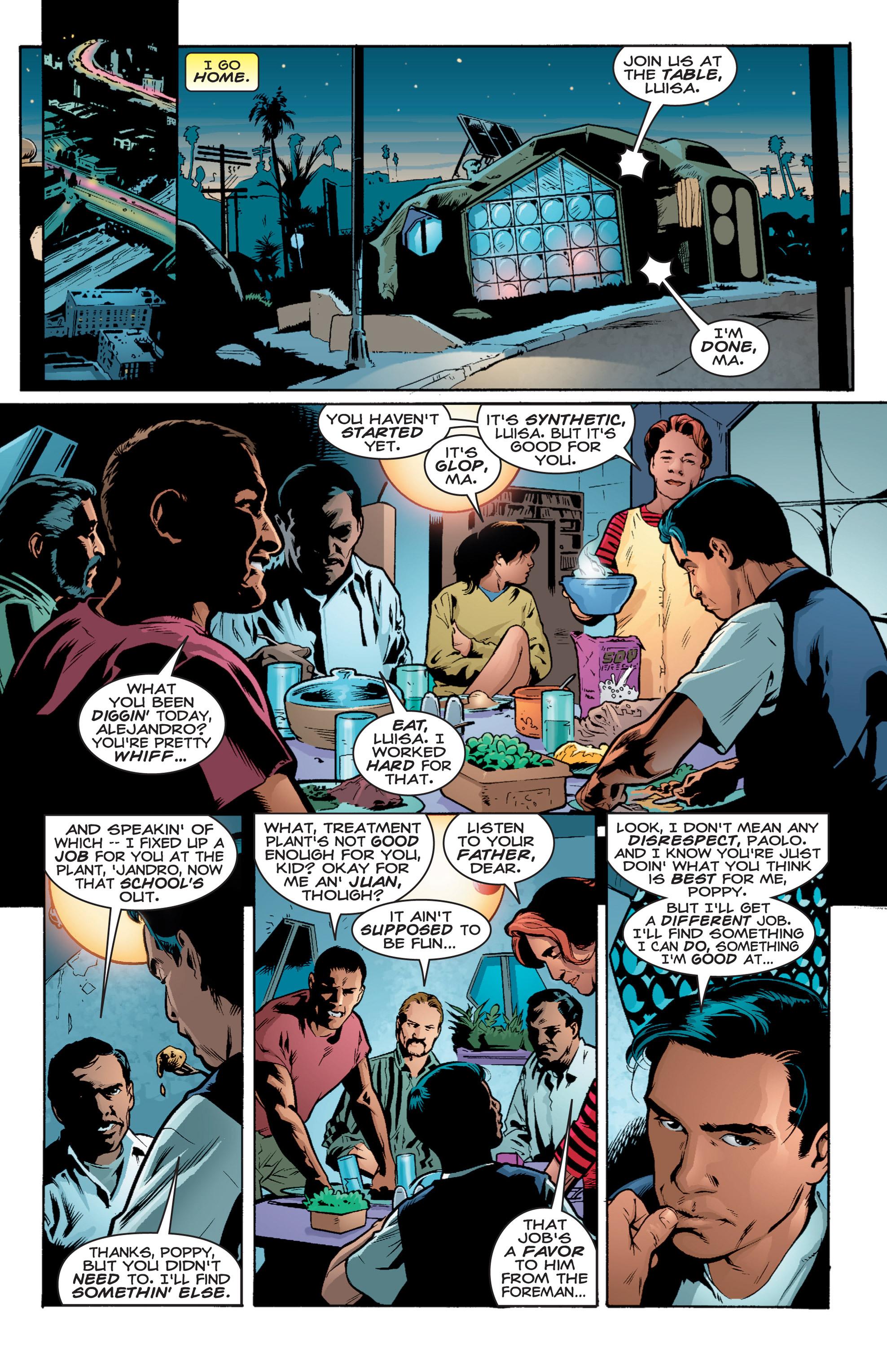 Read online Shockrockets comic -  Issue # TPB - 11